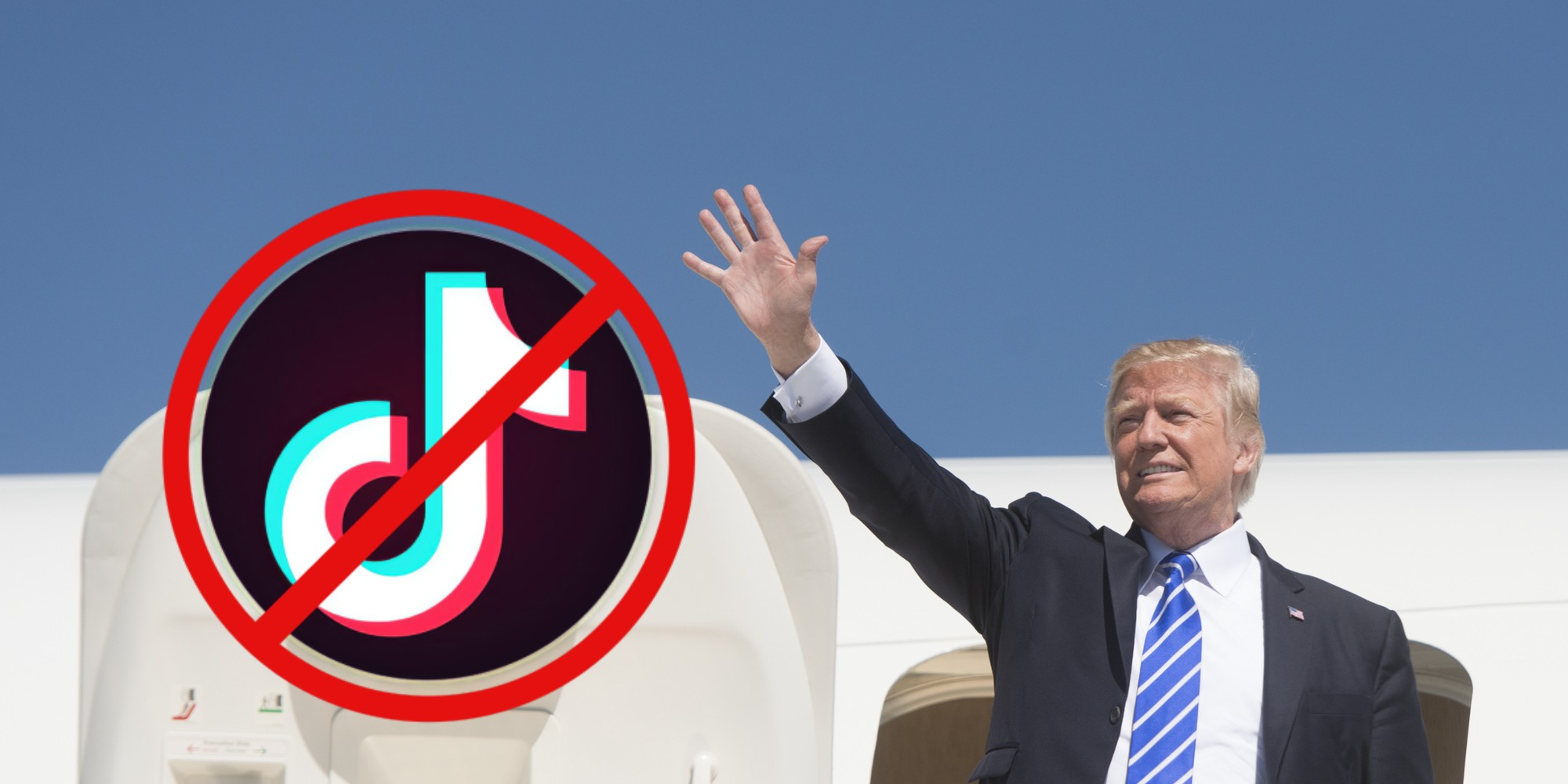 Cover image for Trump versus TikTok: The future of the social video app… and US media-tech dominance