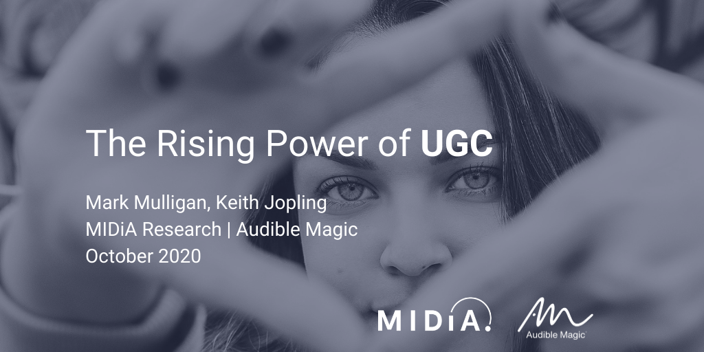 Cover image for UGC is the next music industry growth driver and the short-term opportunity is worth $6 billion