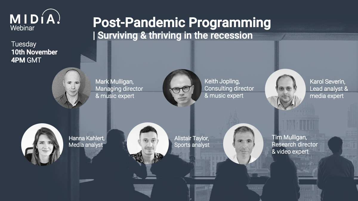 Cover image for Post-Pandemic Programming