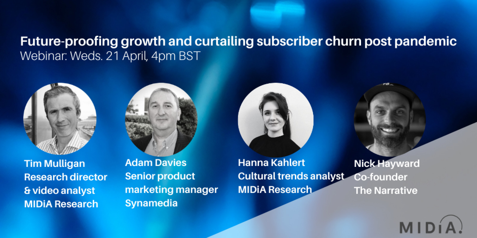 Cover image for Video - Day 1: Future-proofing growth and curtailing subscriber churn post pandemic