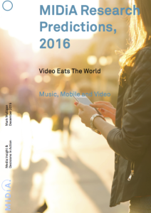 midia research predictions 2016 video eats the world