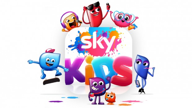 Cover image for The Sky Kids App Follows In The Footsteps of DisneyLife & YouTube Kids