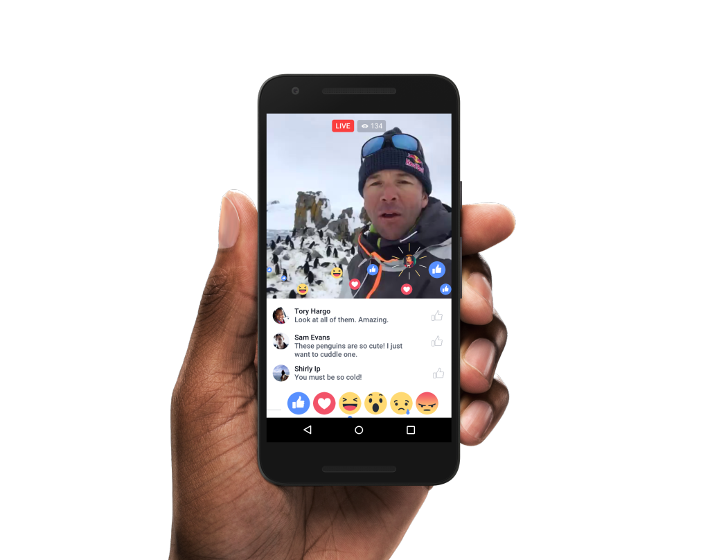 Cover image for Why Facebook Is Tentatively Expanding Live Video Streaming