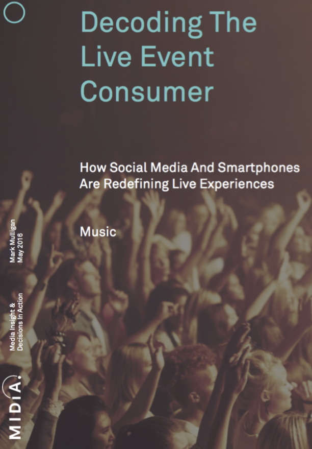 Cover image for Decoding the Live Event Consumer