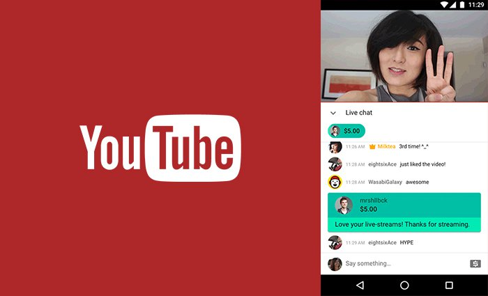 Cover image for YouTube's  Super Chat Is A Guerrilla Marketing Gift To Advertisers