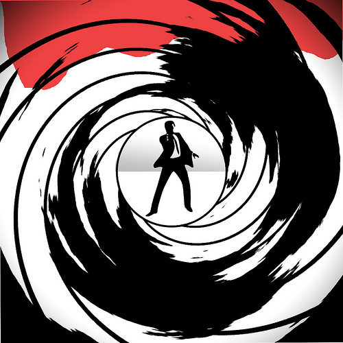 Cover image for A View To a Sure Thing: Why Apple and Amazon Want James Bond