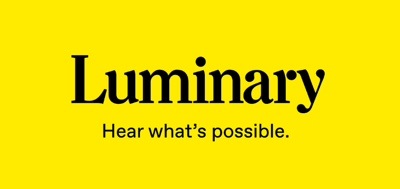 Cover image for Luminary Media Bets Big on Ad-Free Podcasts