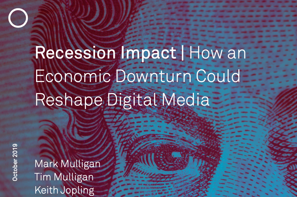 Cover image for How an Economic Downturn Could Reshape Digital Media