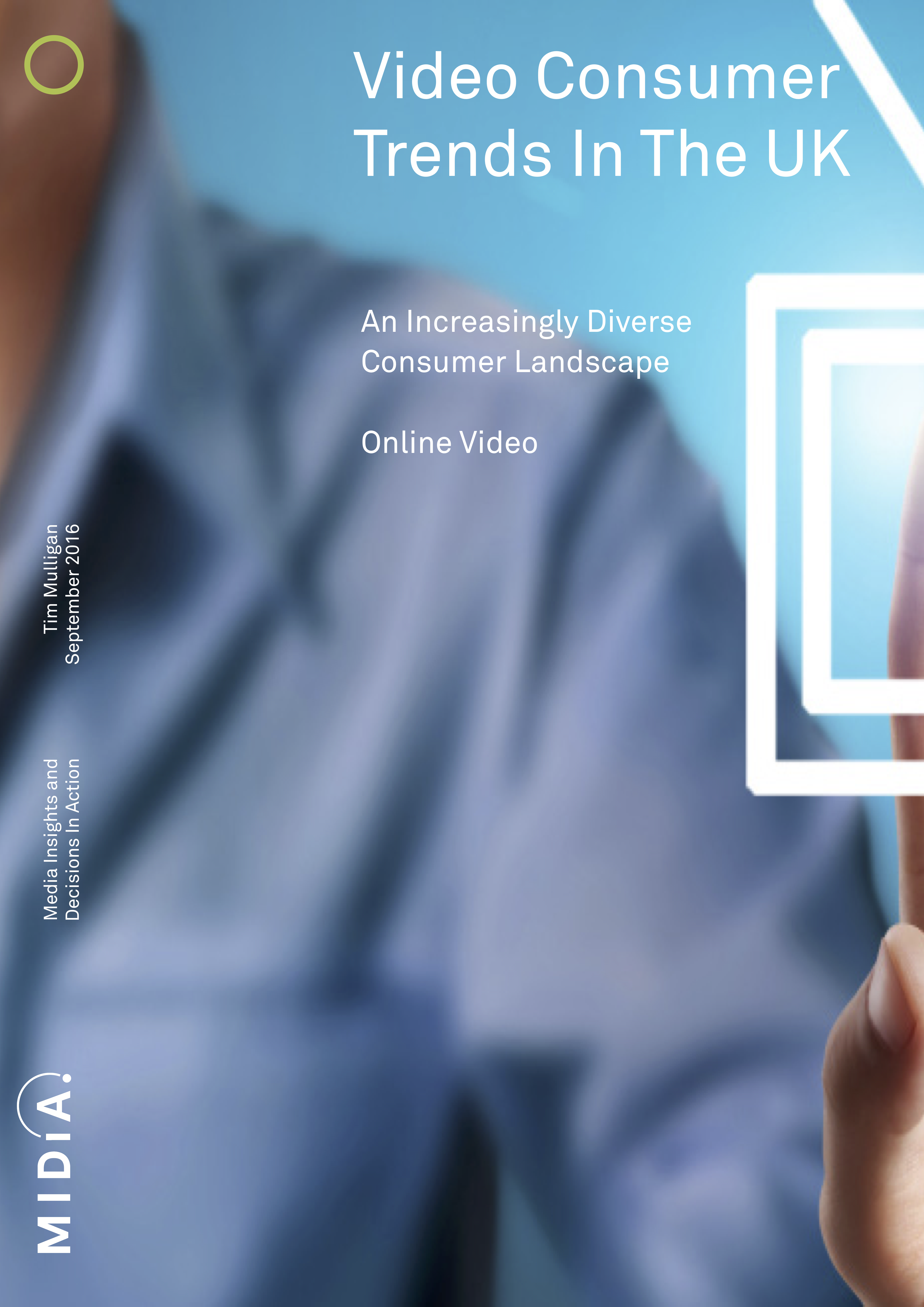 Cover image for Video Consumer Trends In The UK