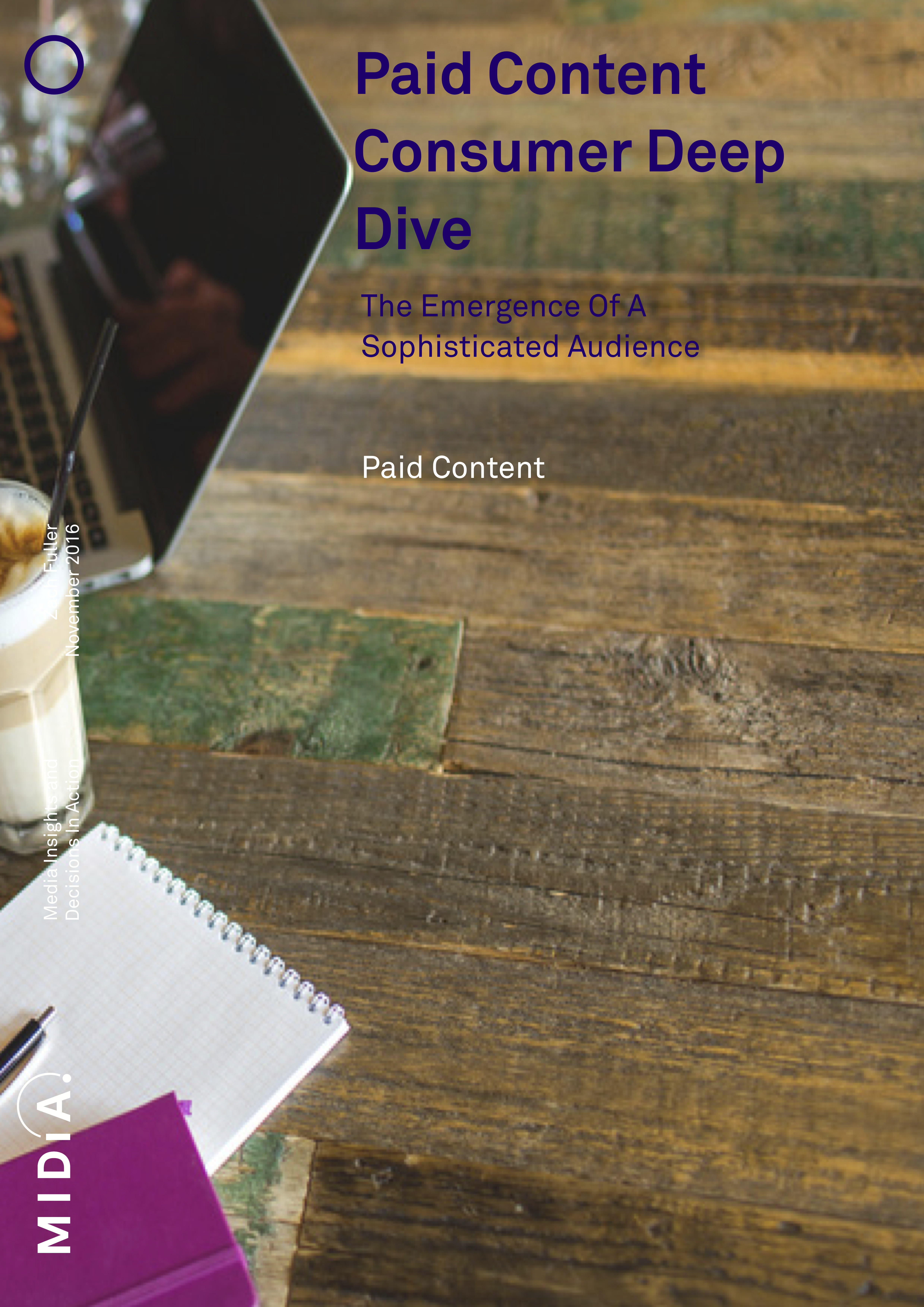Cover image for Paid Content Consumer Deep Dive