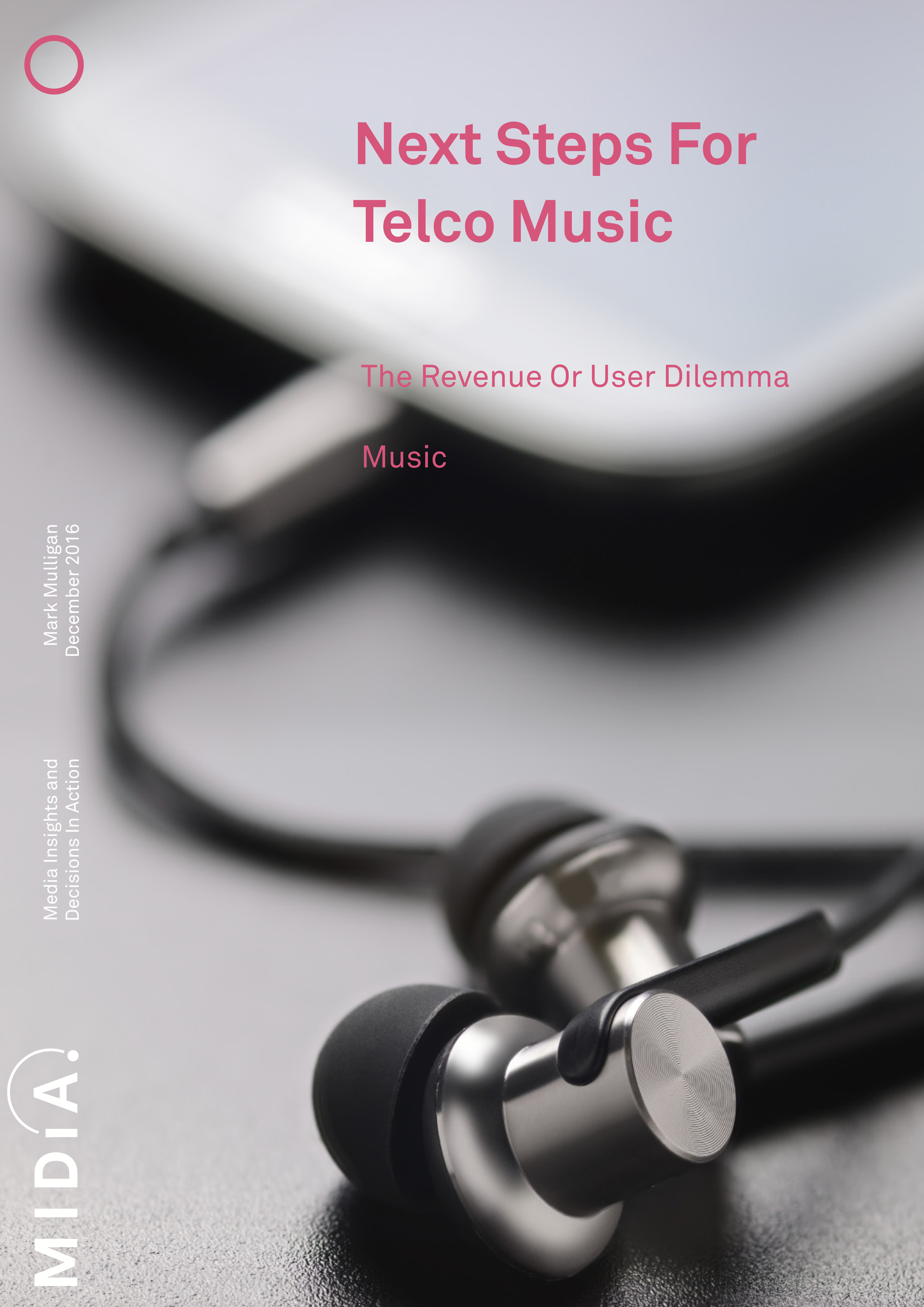 Cover image for Next Steps For Telco Music