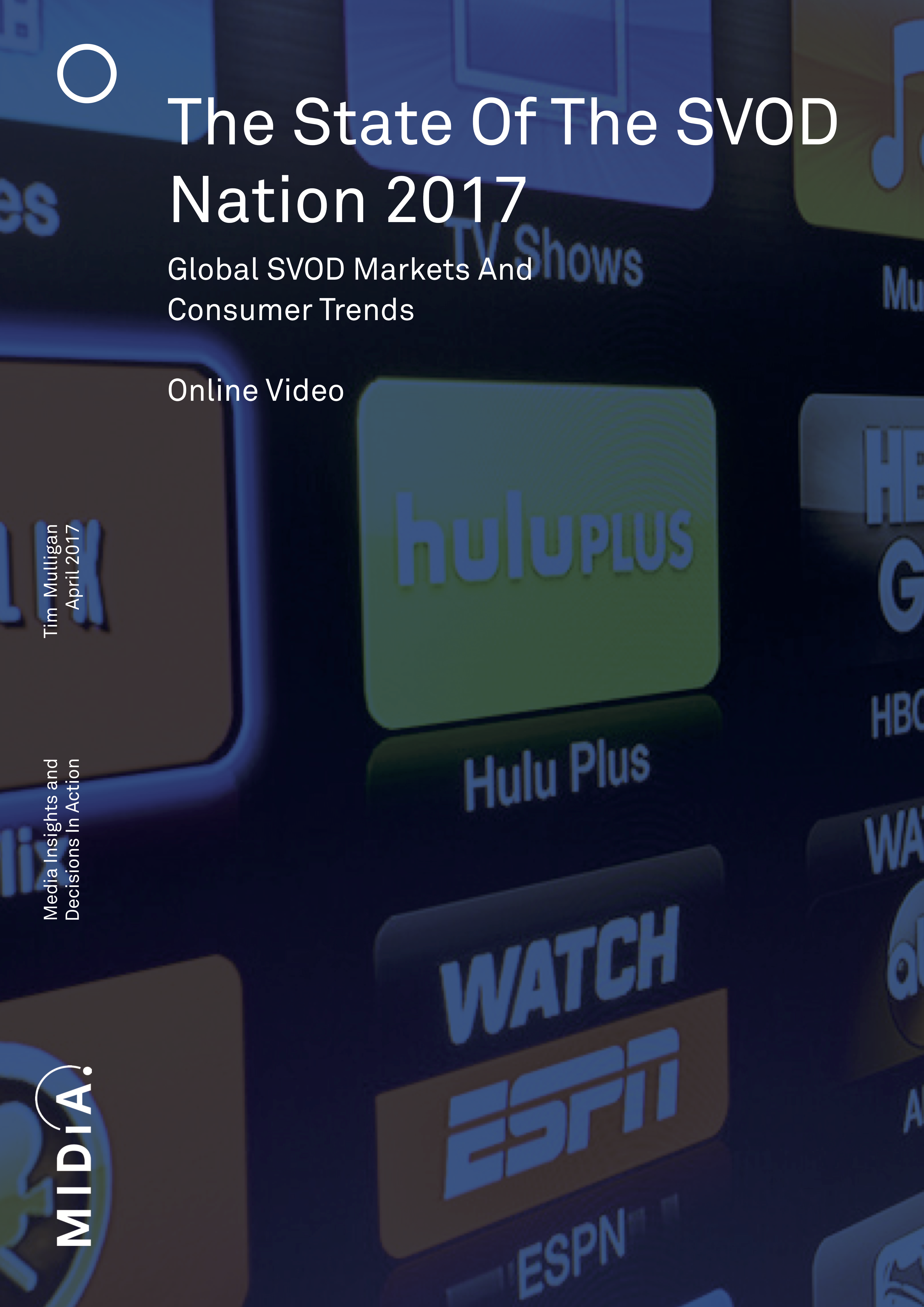 Cover image for The State Of The SVOD Nation 2017