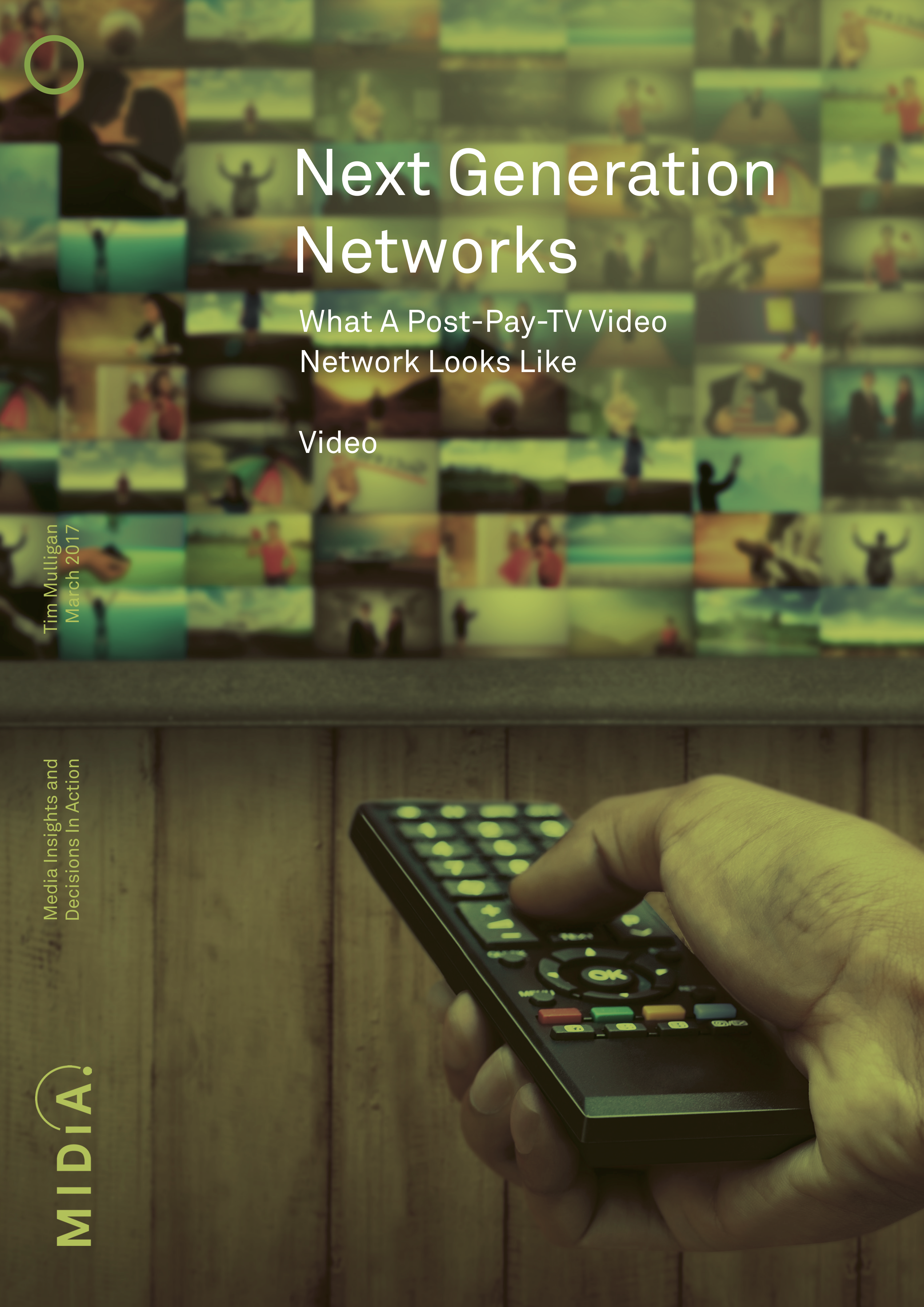 Cover image for Next Generation Networks