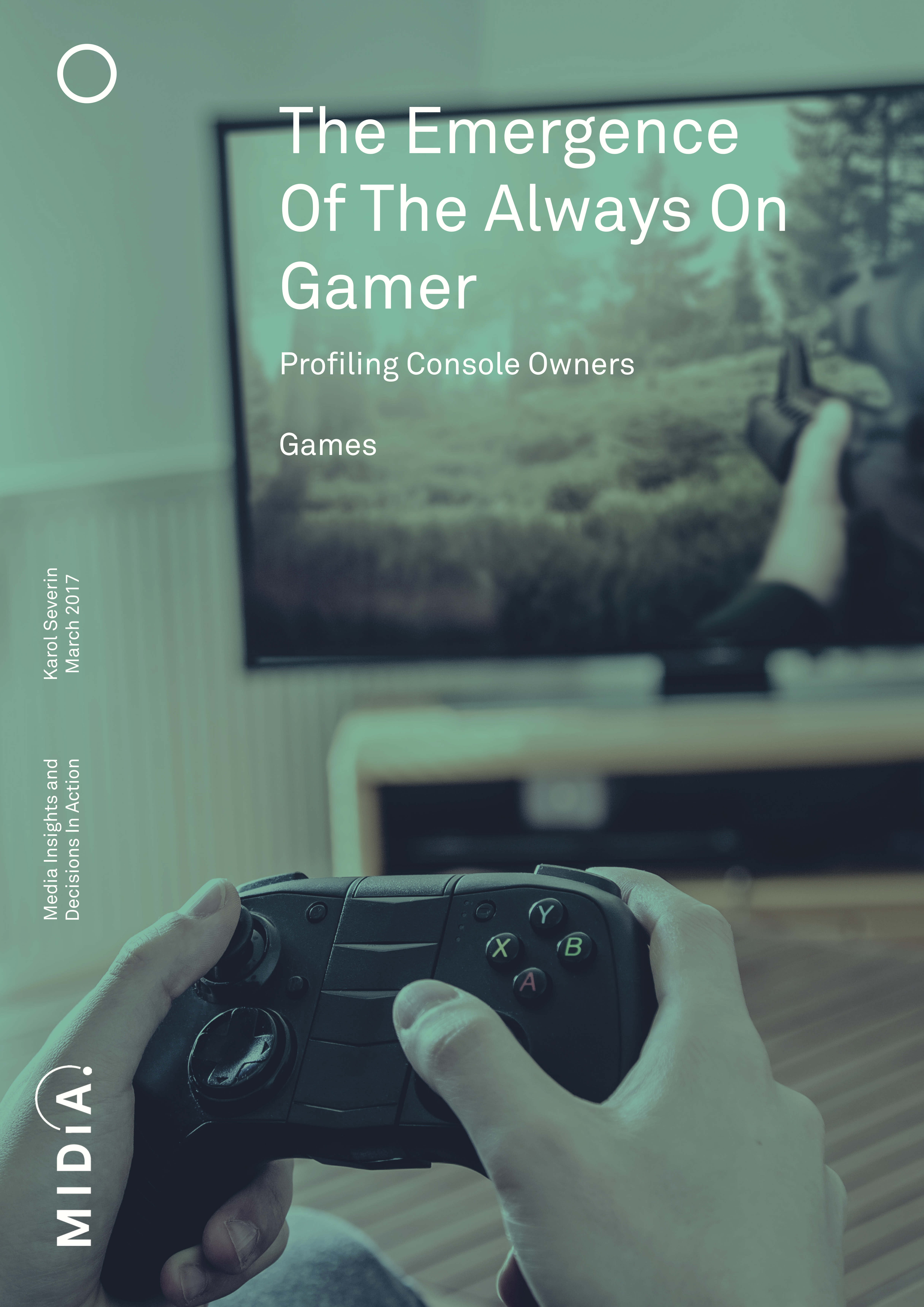 Cover image for The Emergence Of The Always On Gamer
