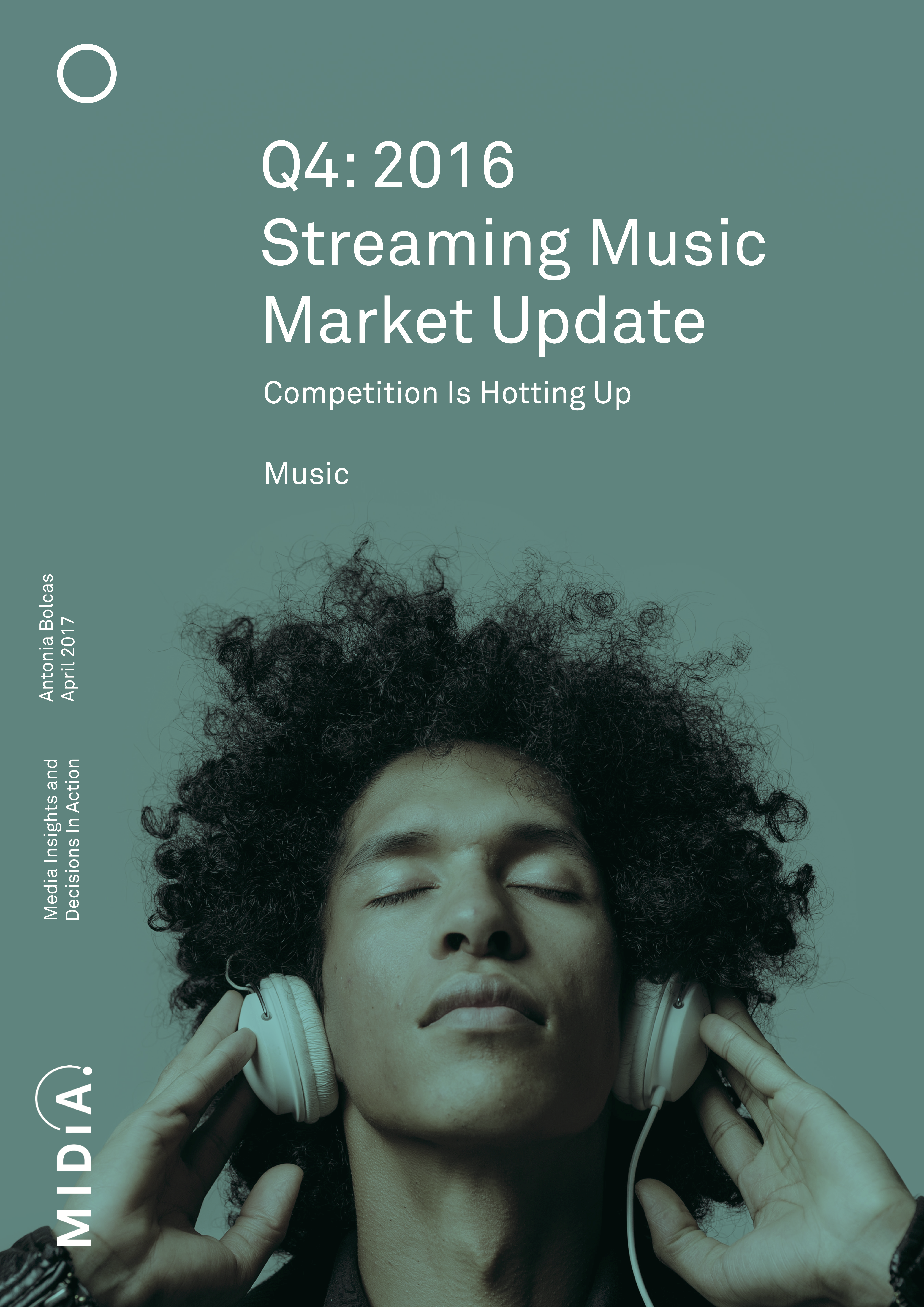 Cover image for Q4: 2016 Streaming Music Market Update