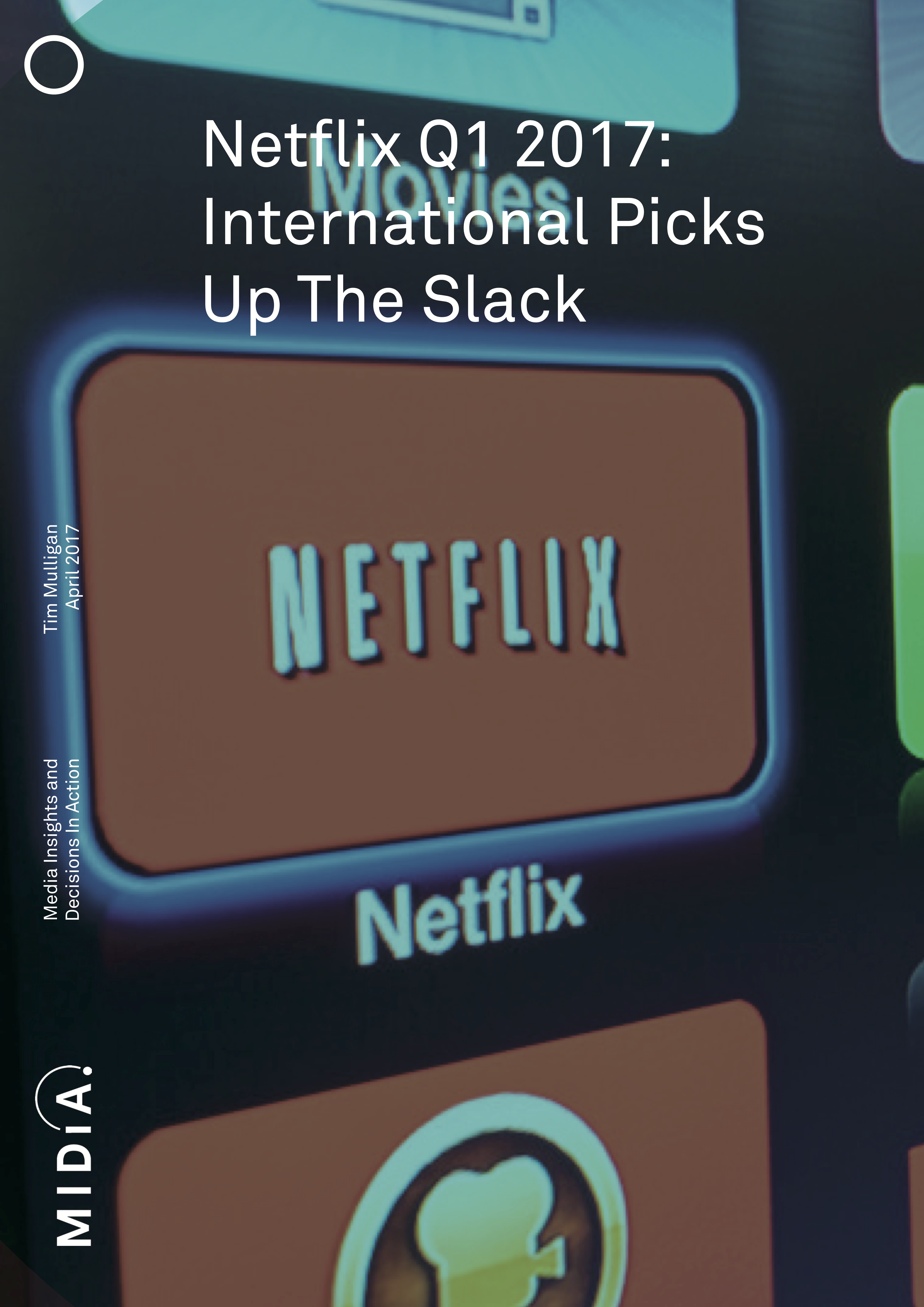 Cover image for Netflix Q1 2017