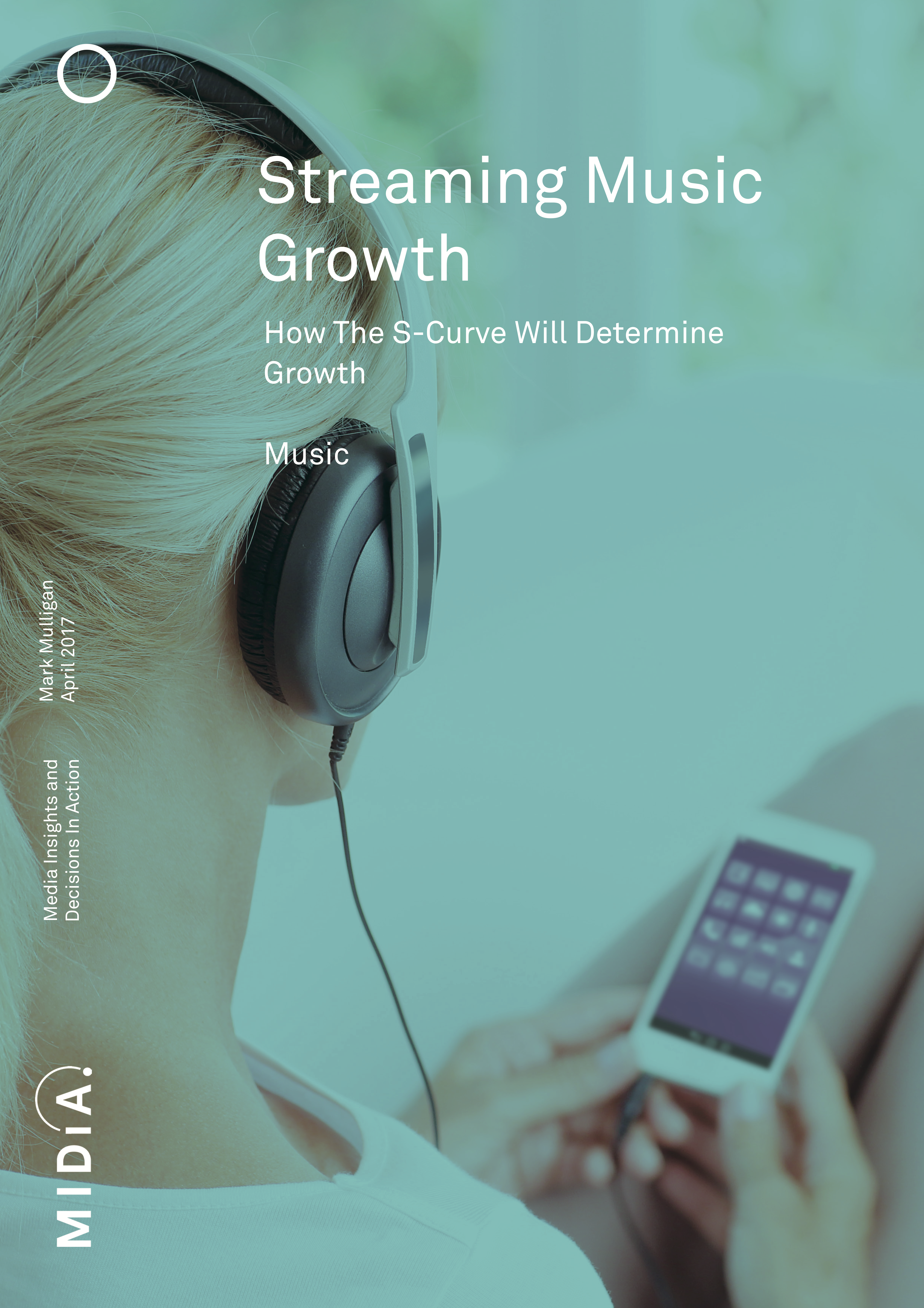 Cover image for Streaming Music Growth