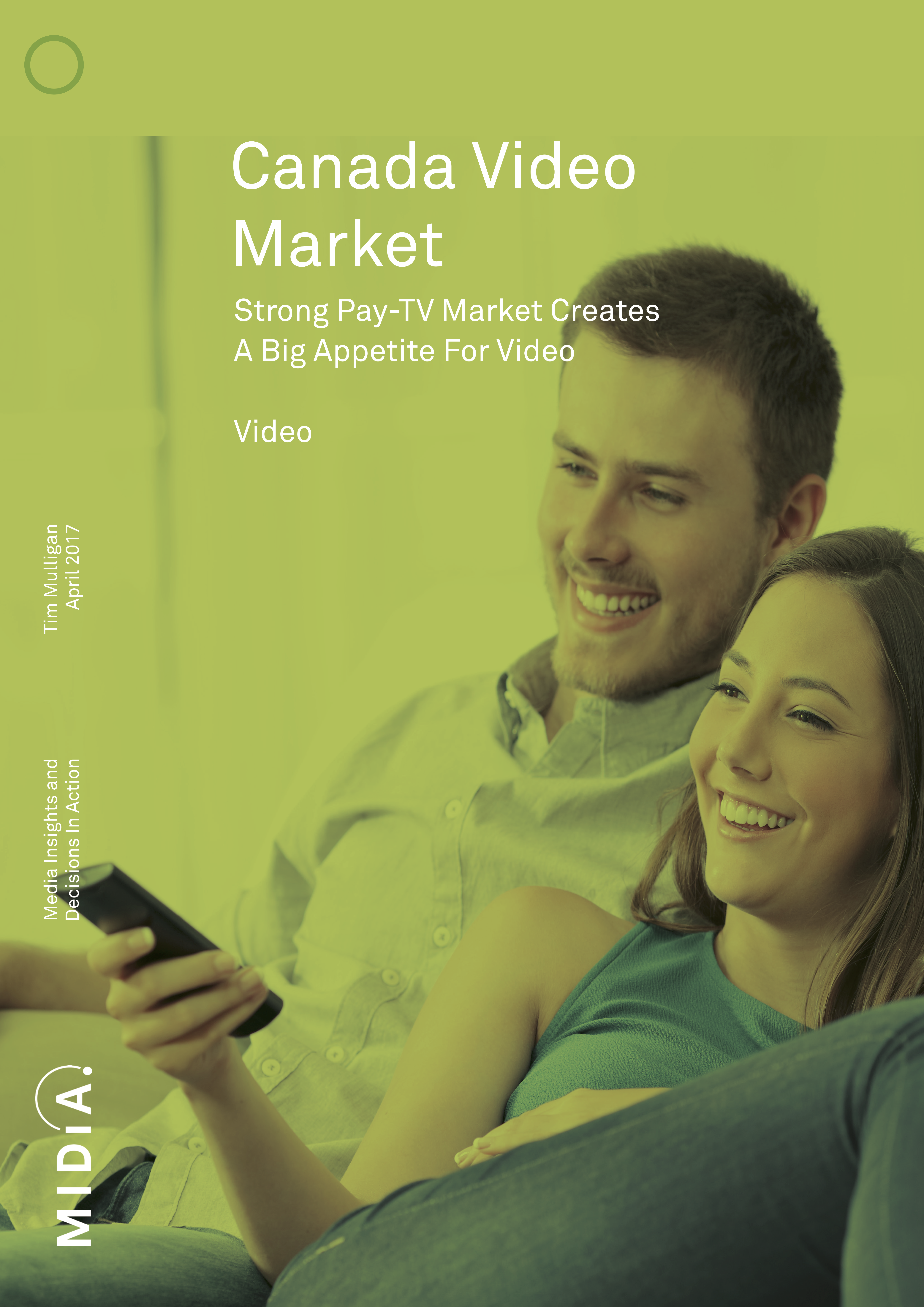 Cover image for Canada Video Market