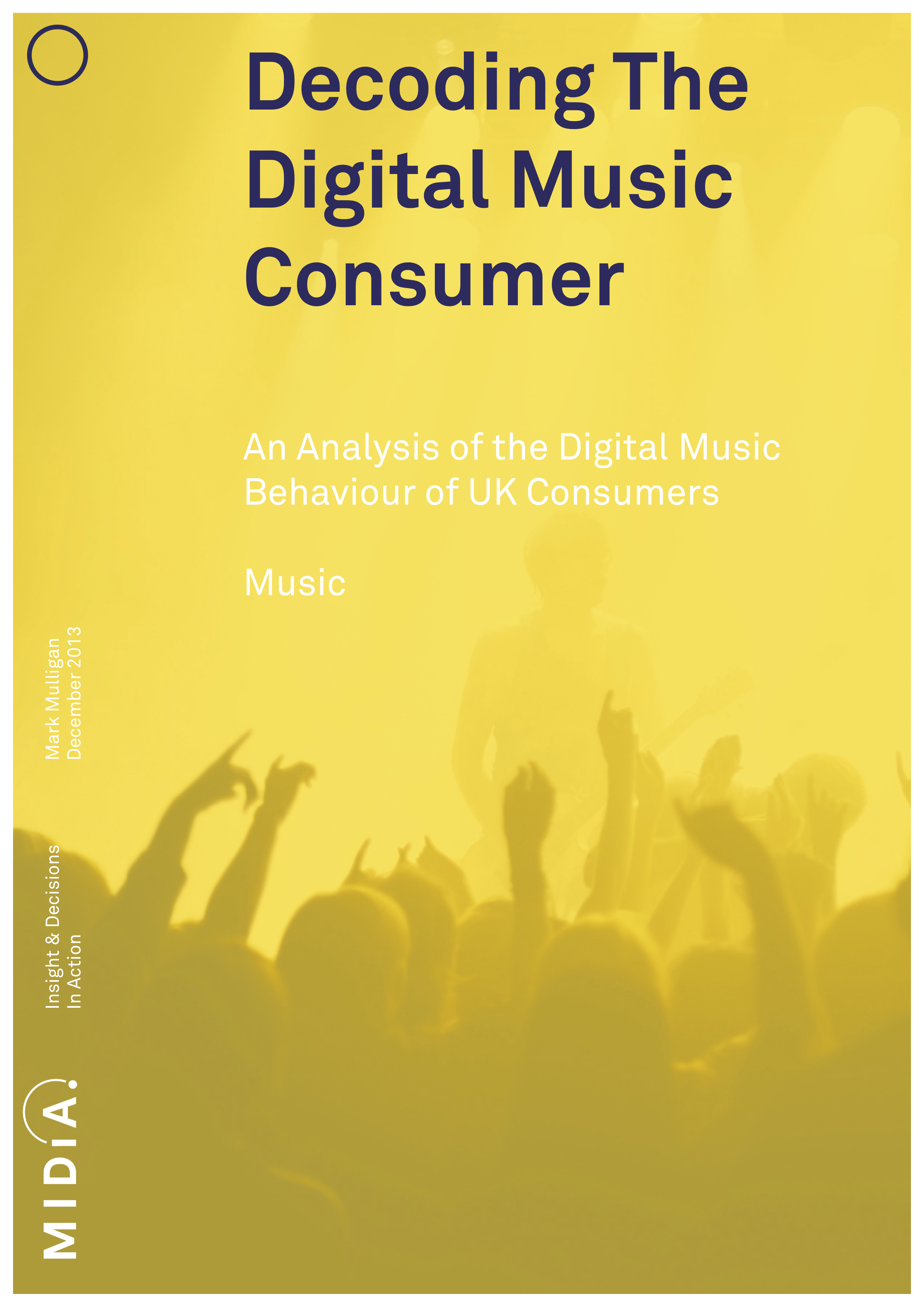 Cover image for Decoding the Digital Consumer