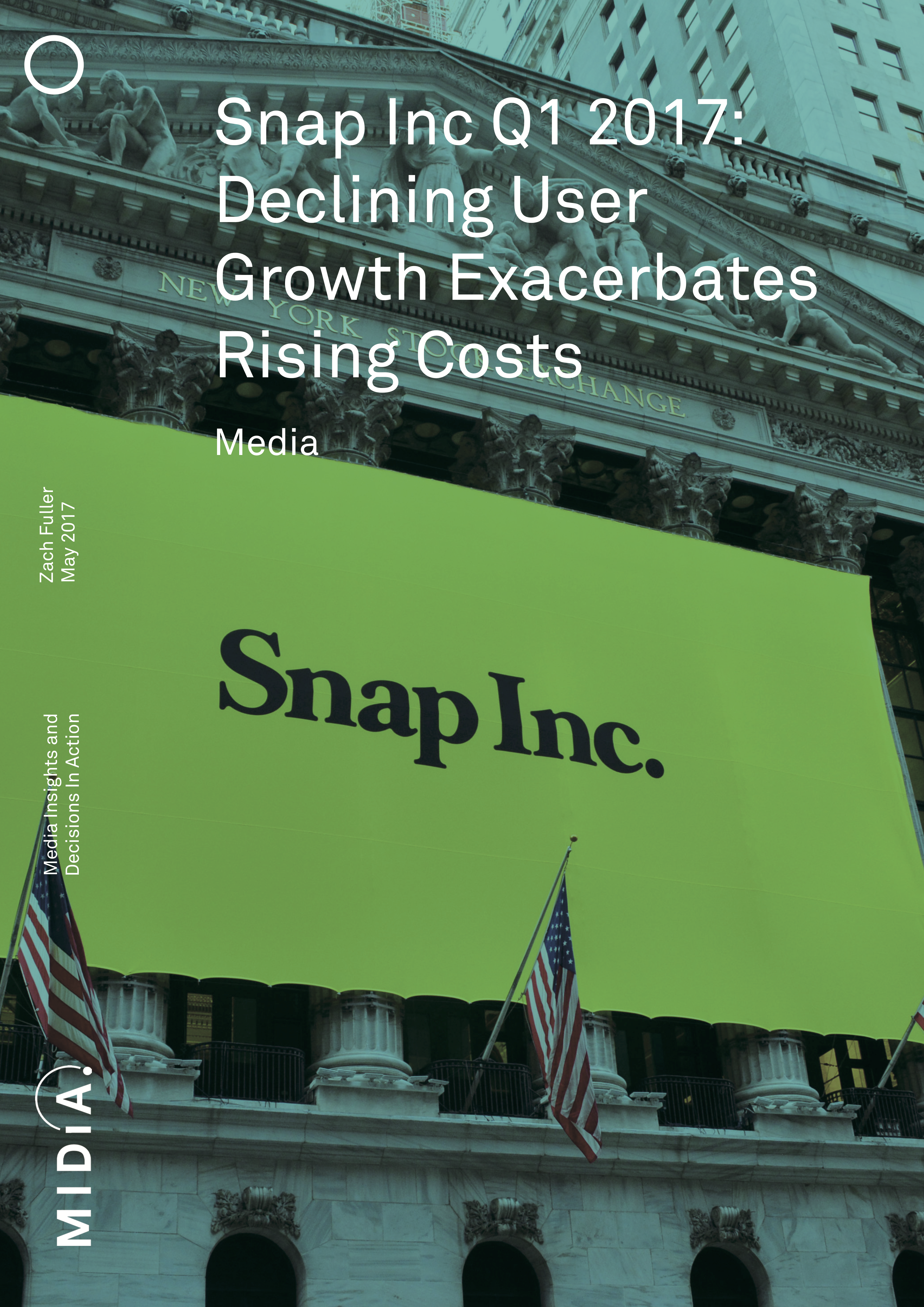 Cover image for Snap Inc Q1 2017
