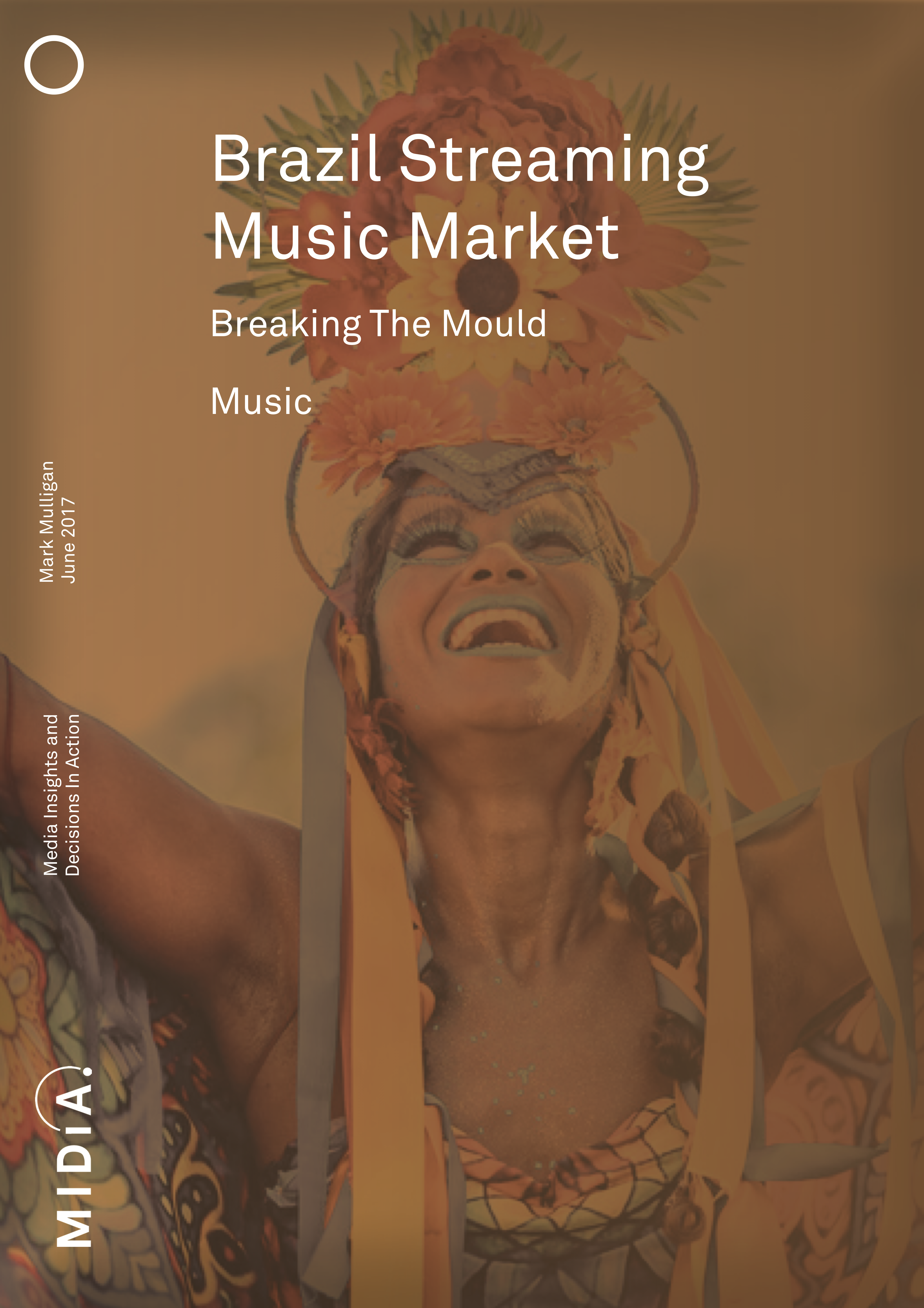 Cover image for Brazil Streaming Music Market