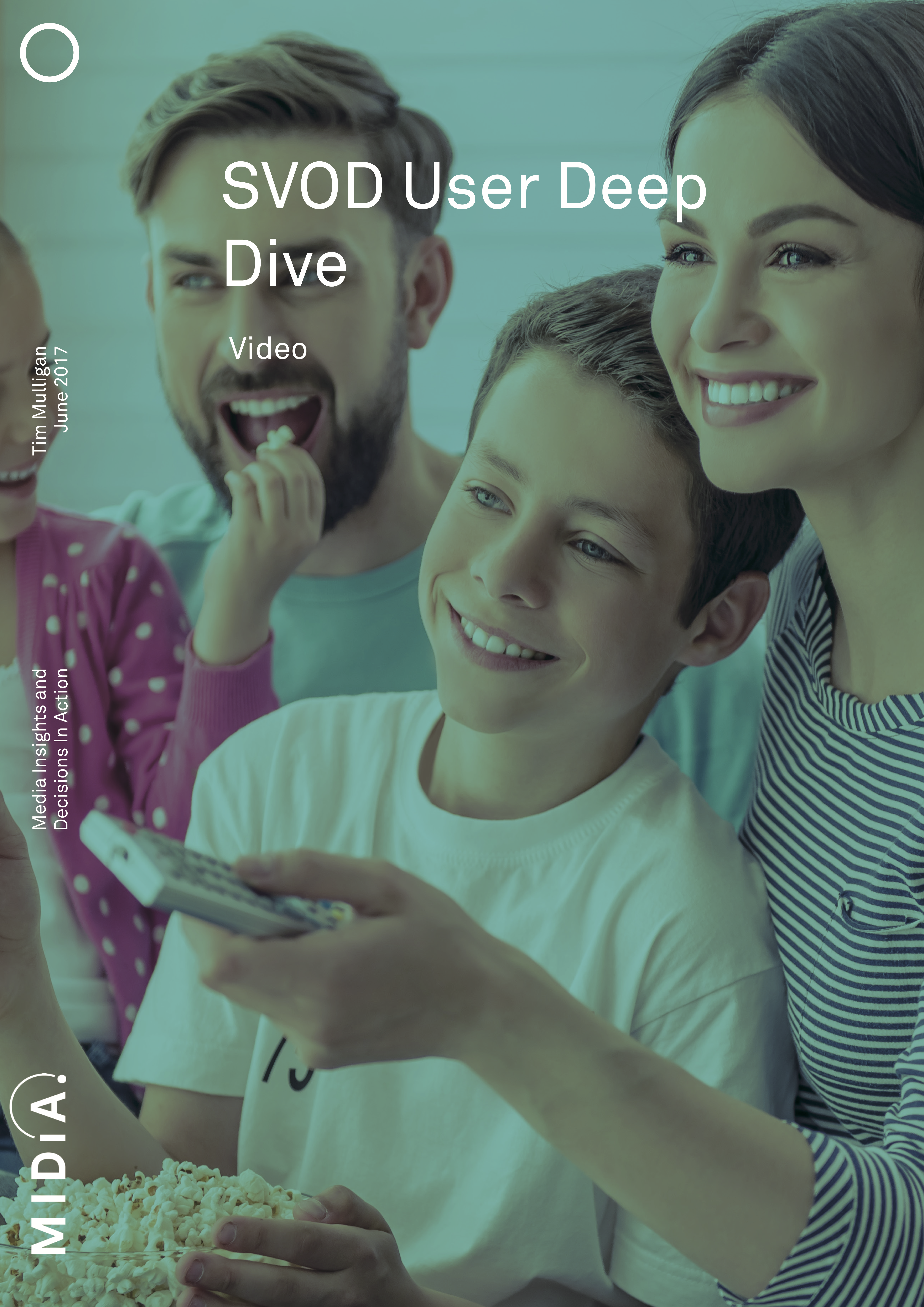 Cover image for SVOD User Deep Dive