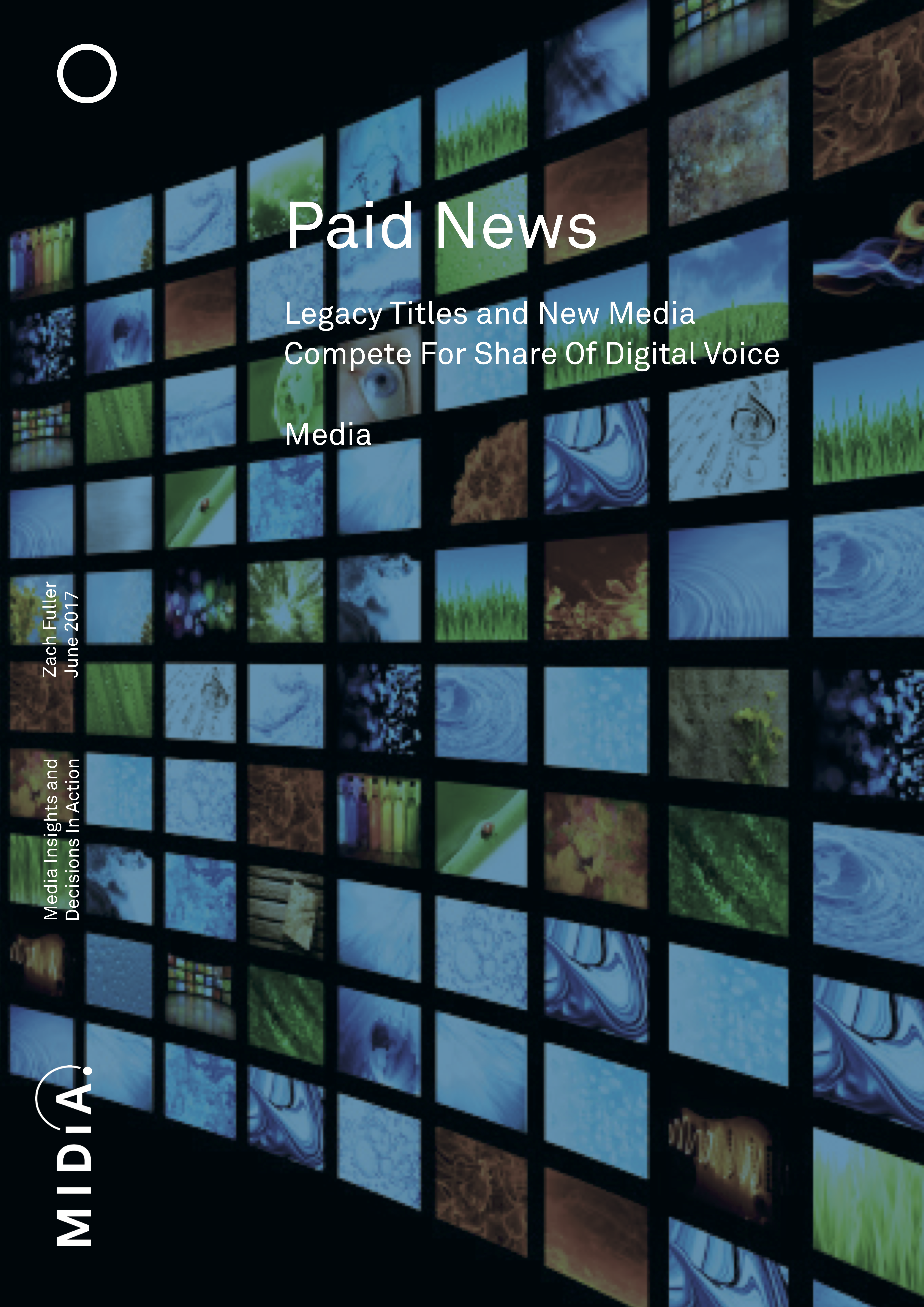 Cover image for Paid News