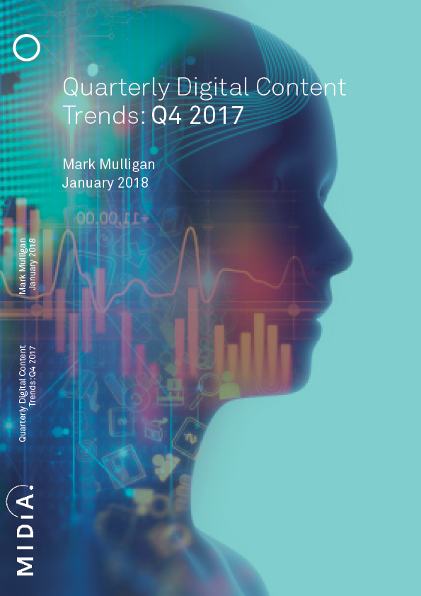 Cover image for Quarterly Digital Content Trends: Q4 2017
