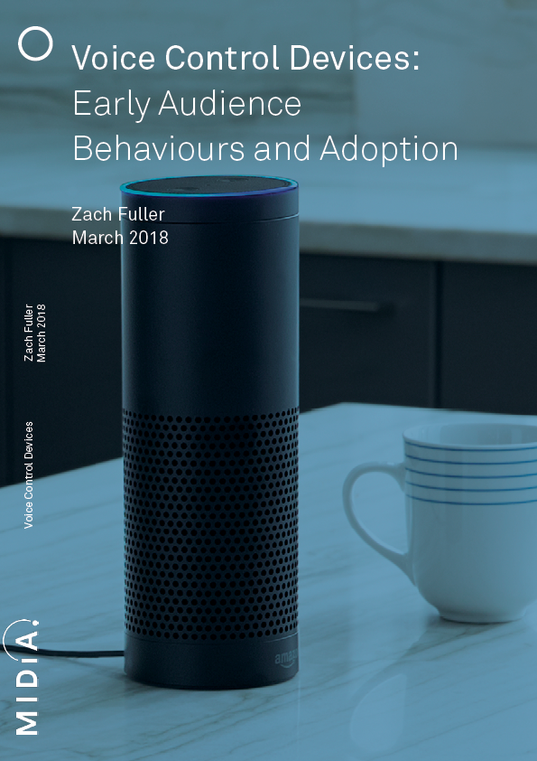 Cover image for Voice Control Devices