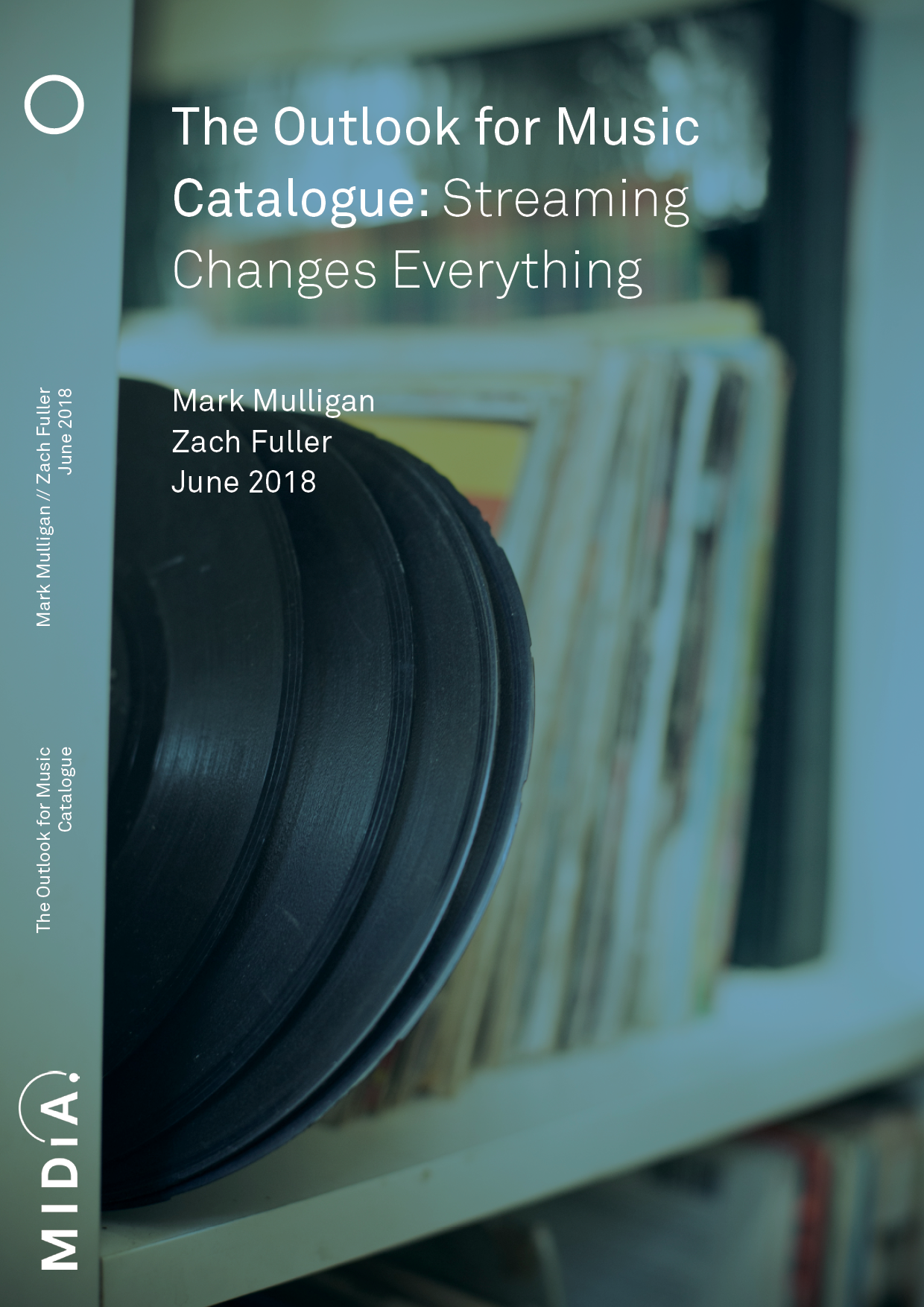 Cover image for The Outlook for Music Catalogue