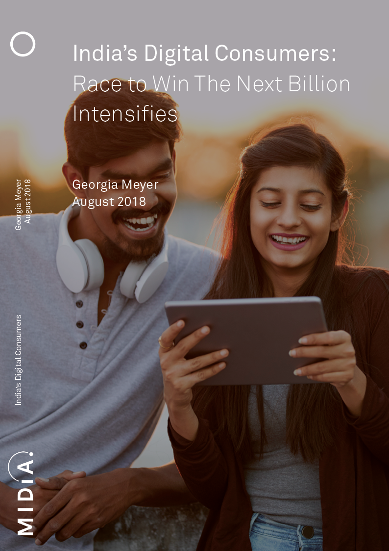 Cover image for India's Digital Consumers