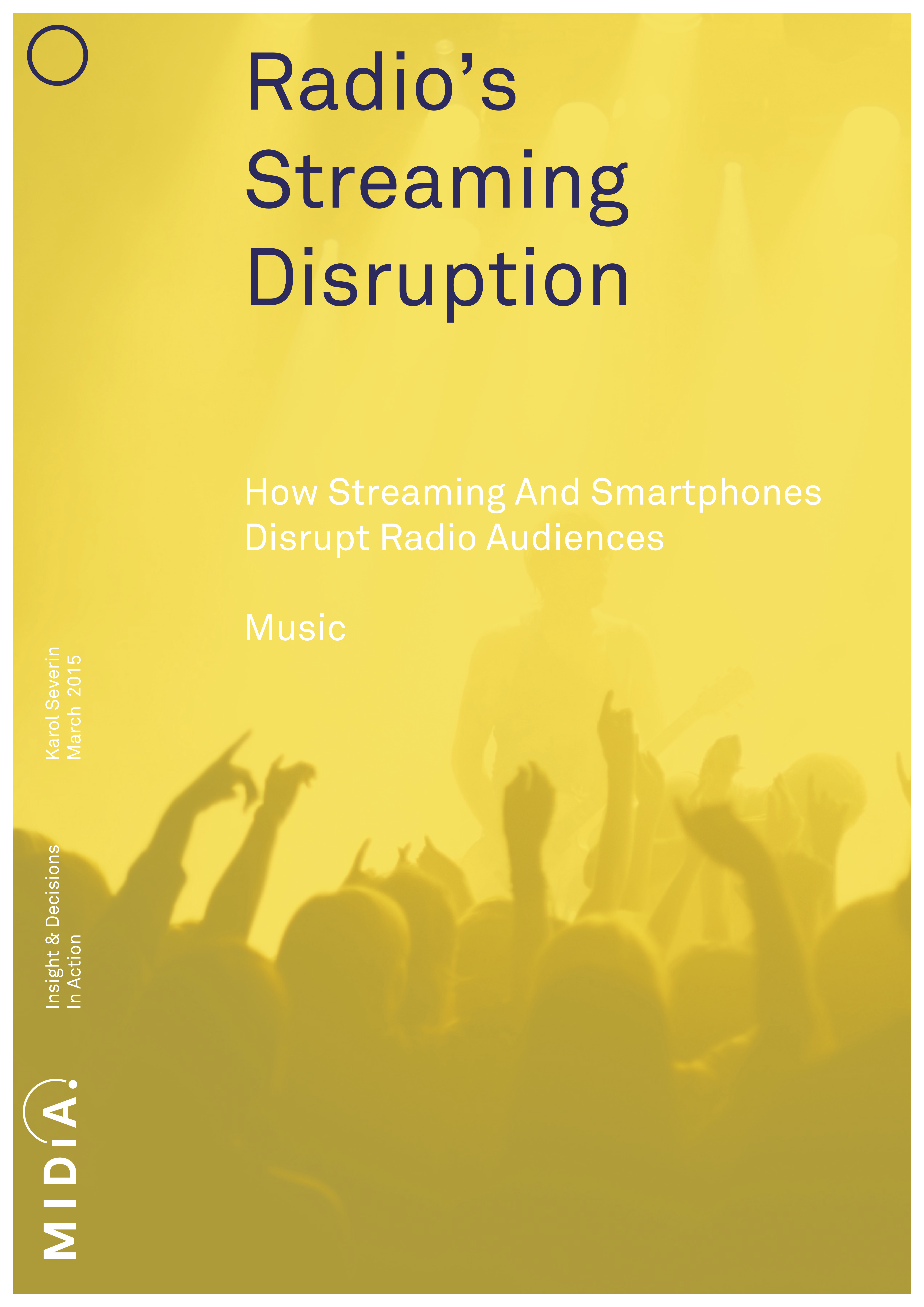 Cover image for Radio's Streaming Disruption