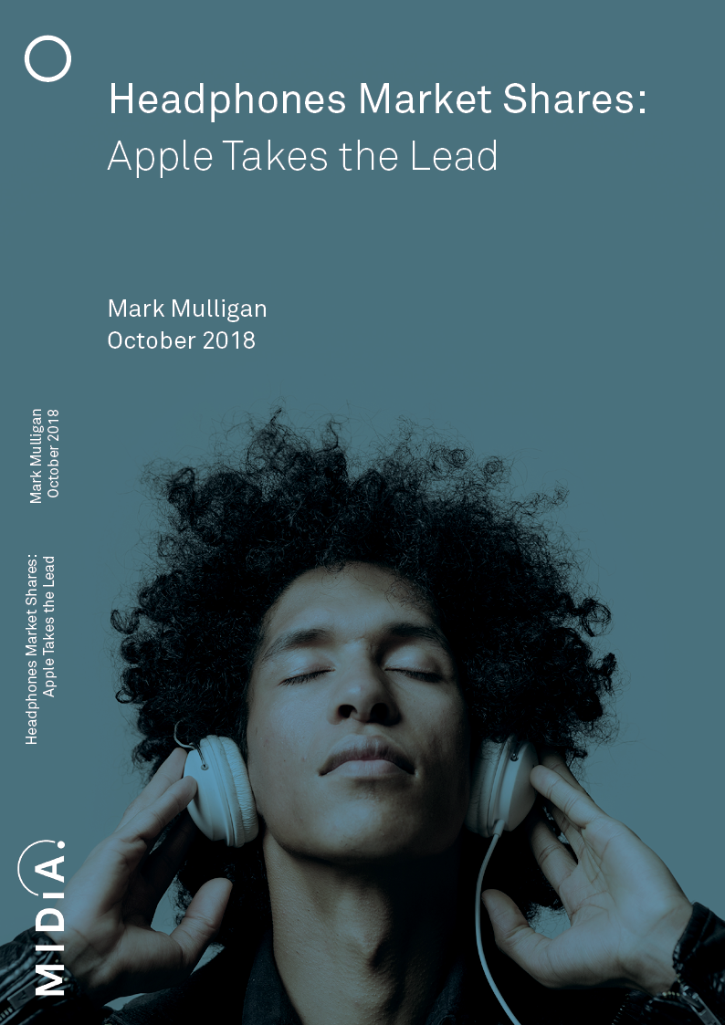 Cover image for Headphones Market Shares