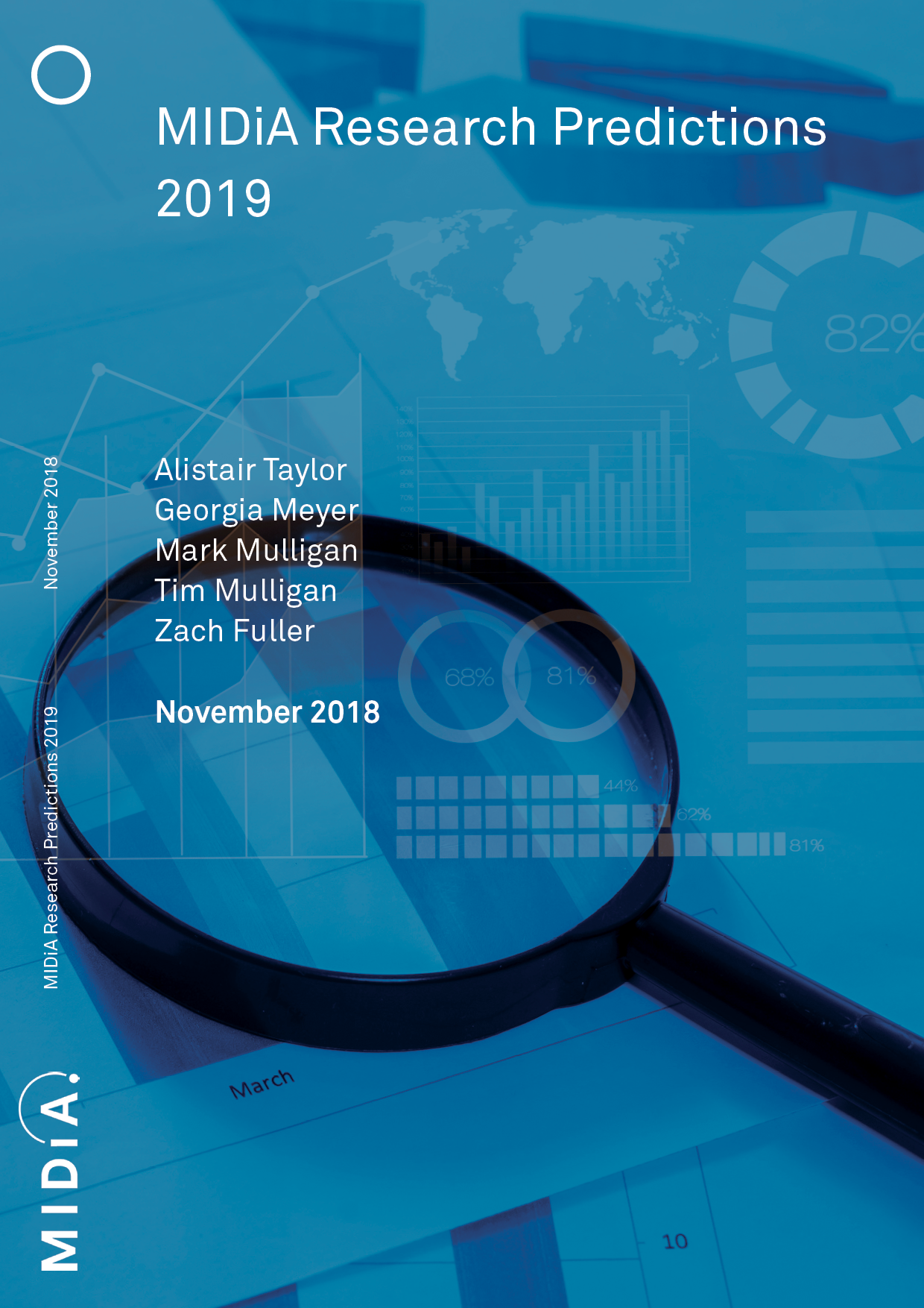Cover image for MIDiA Research Predictions 2019