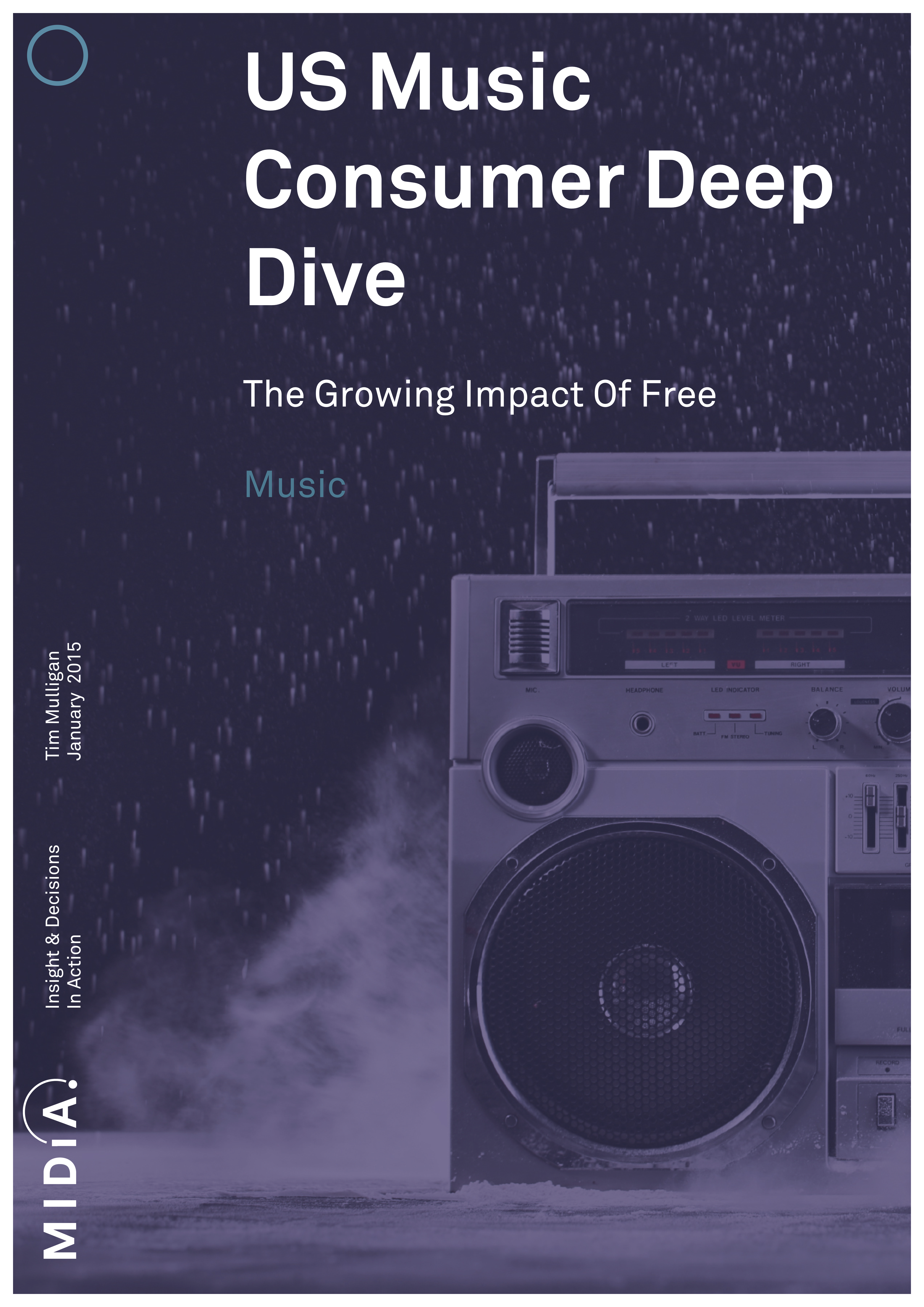 Cover image for US Music Consumer Deep Dive