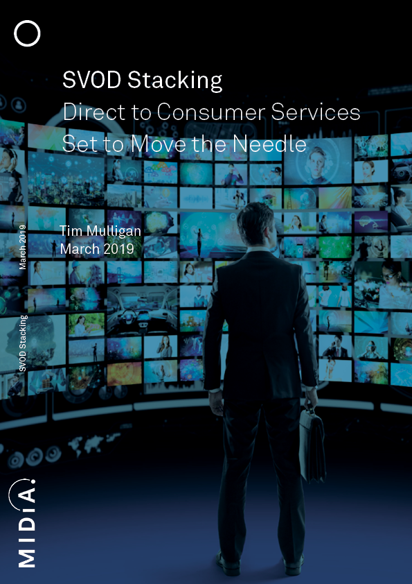 Cover image for SVOD Stacking