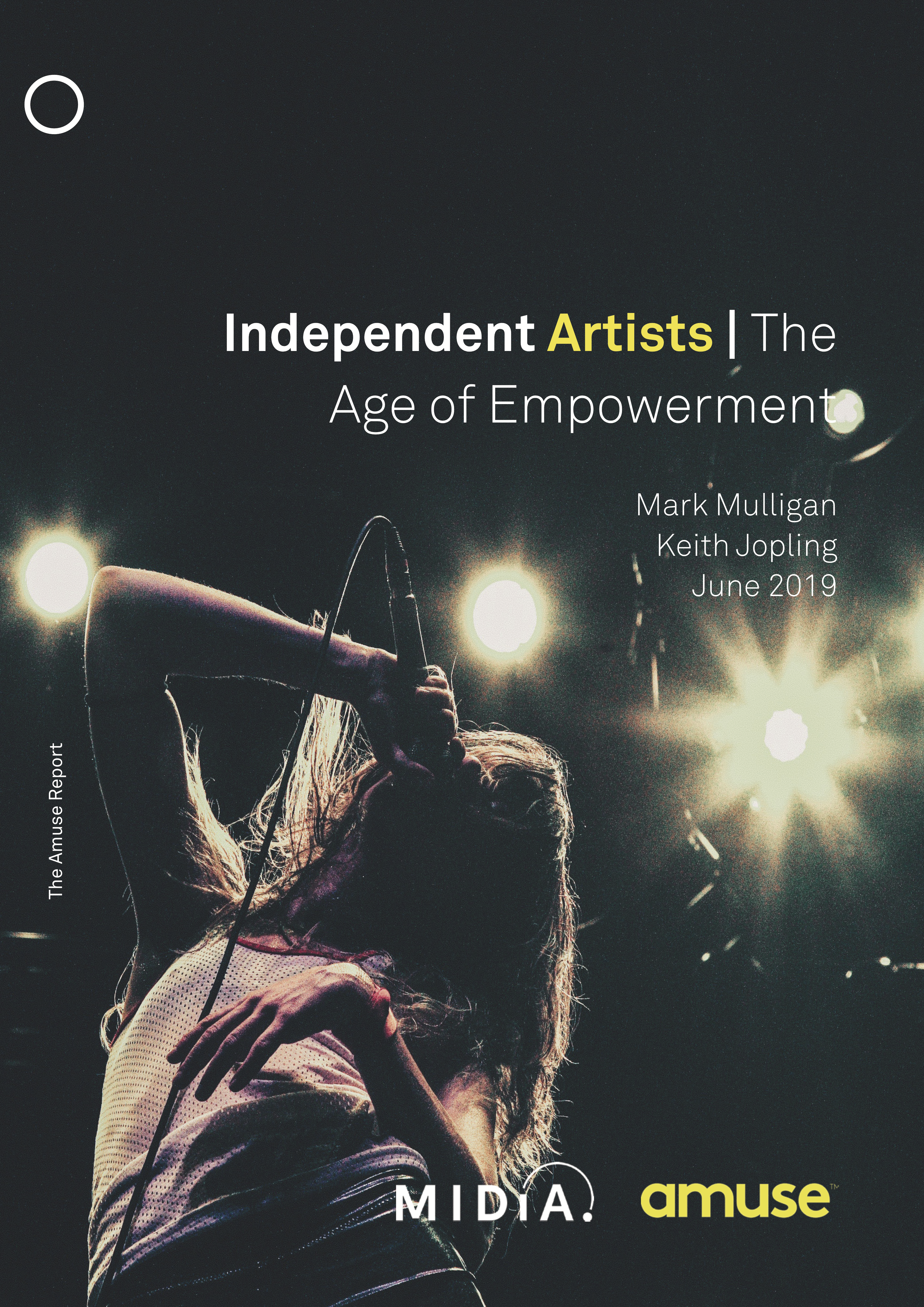 Cover image for Independent Artists