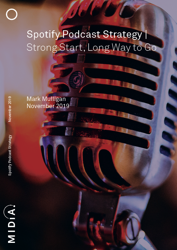 Cover image for Spotify Podcast Strategy