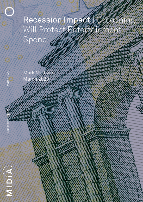 Cover image for Recession Impact