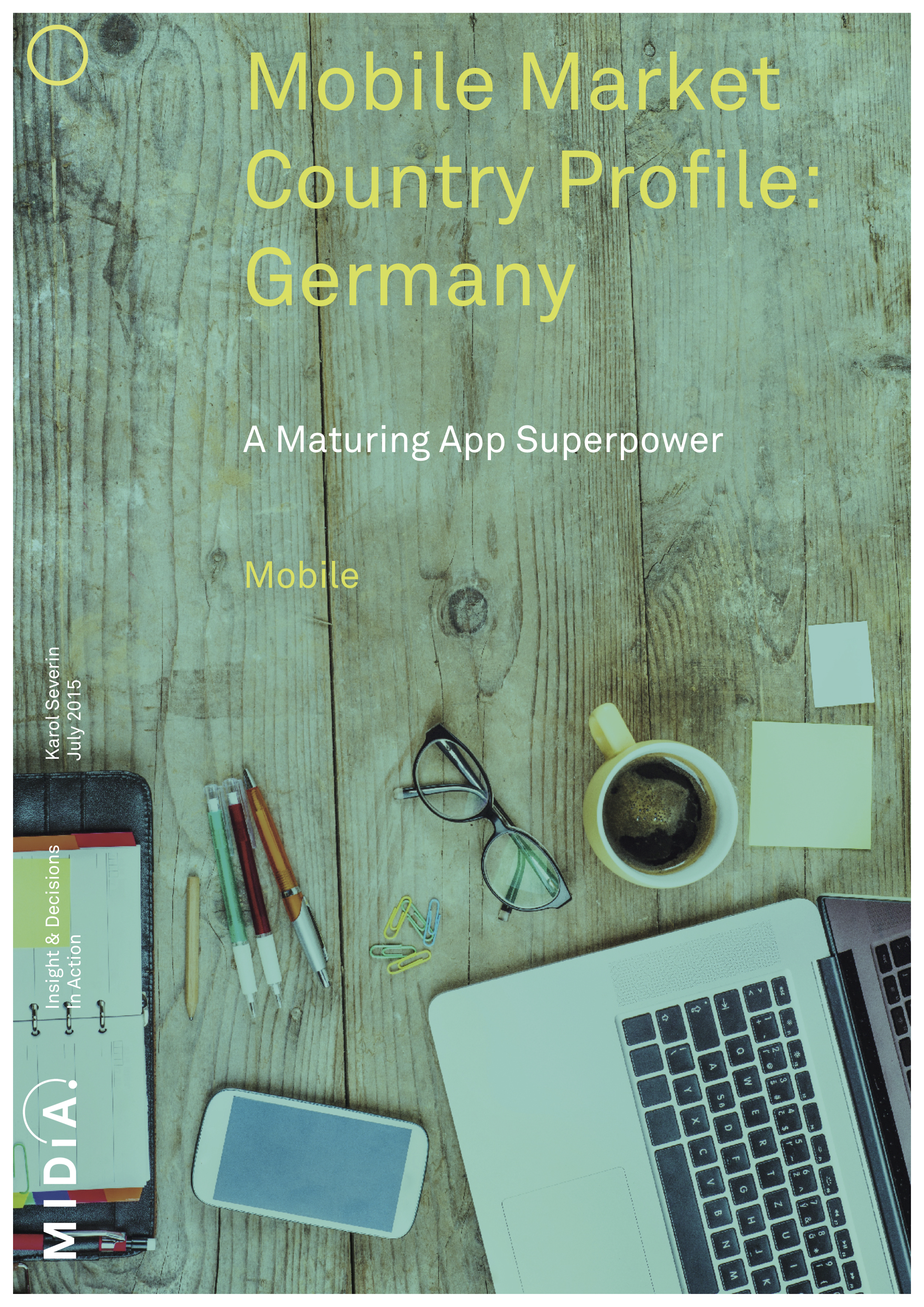 Cover image for Mobile Market Country Profile: Germany