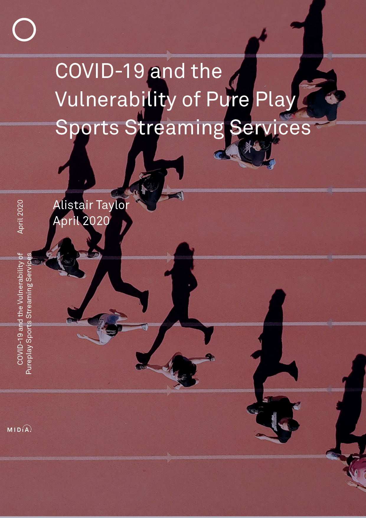 Cover image for COVID-19 and the Vulnerability of Pure Play Sports Streaming Services
