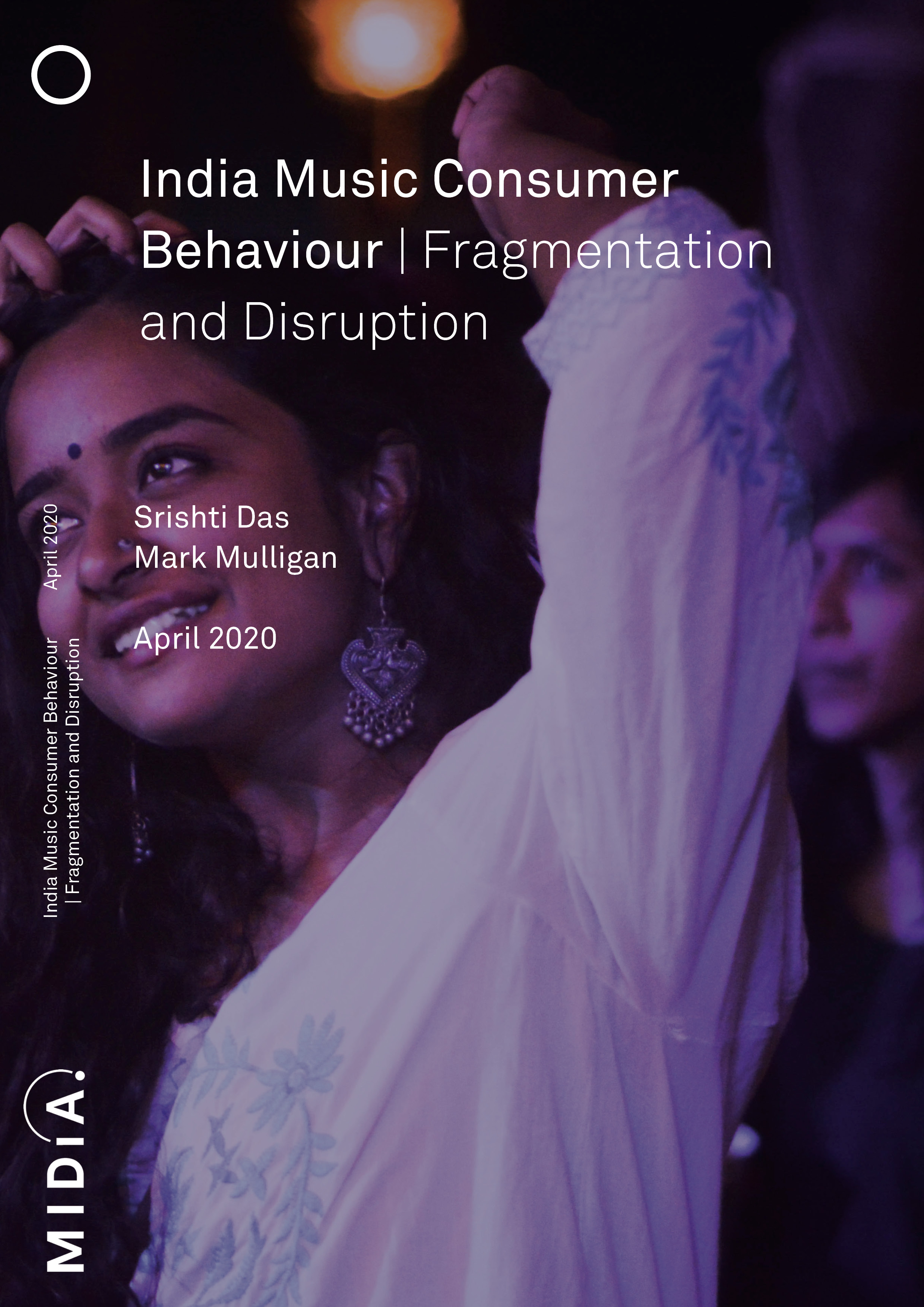 Cover image for India Music Consumer Behaviour