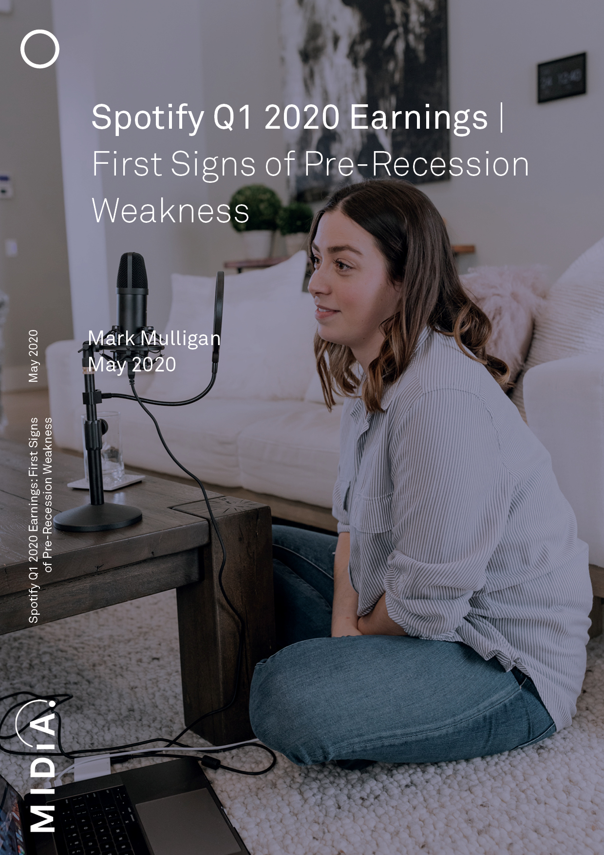 Cover image for Spotify Q1 2020 Earnings