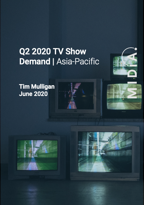 Cover image for Q2 2020 TV Show Demand
