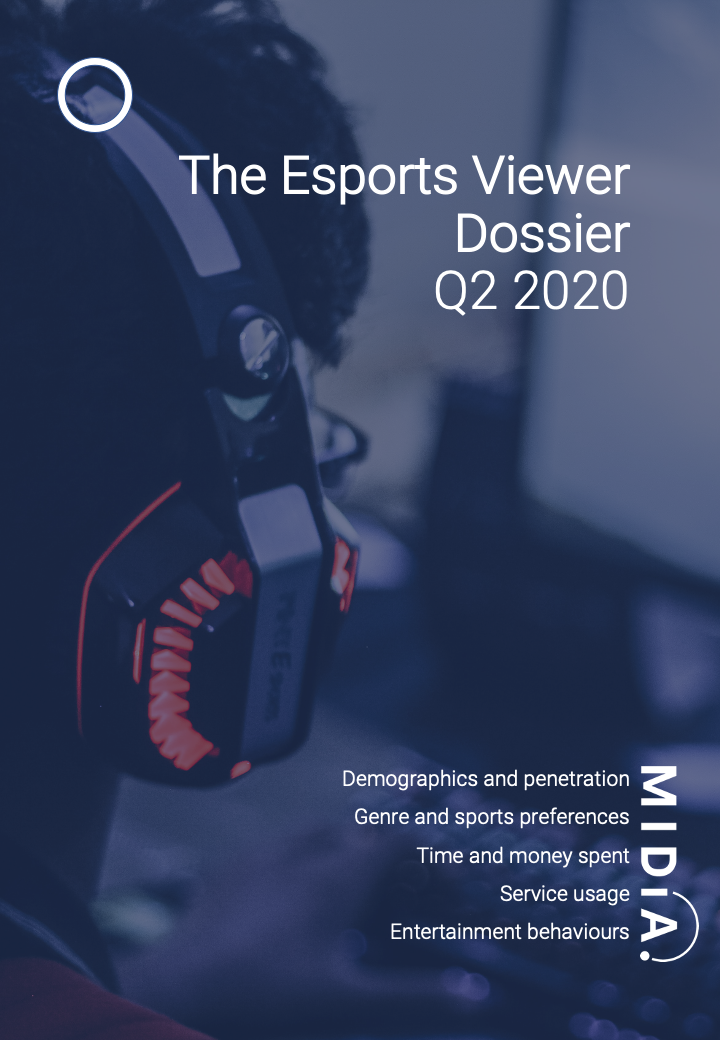 Cover image for The Esports Viewer DossierQ2 2020