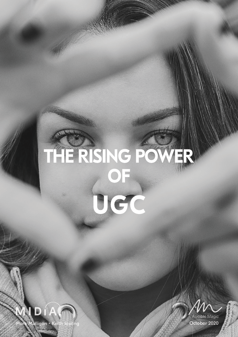 Cover image for The Rising Power of UGC