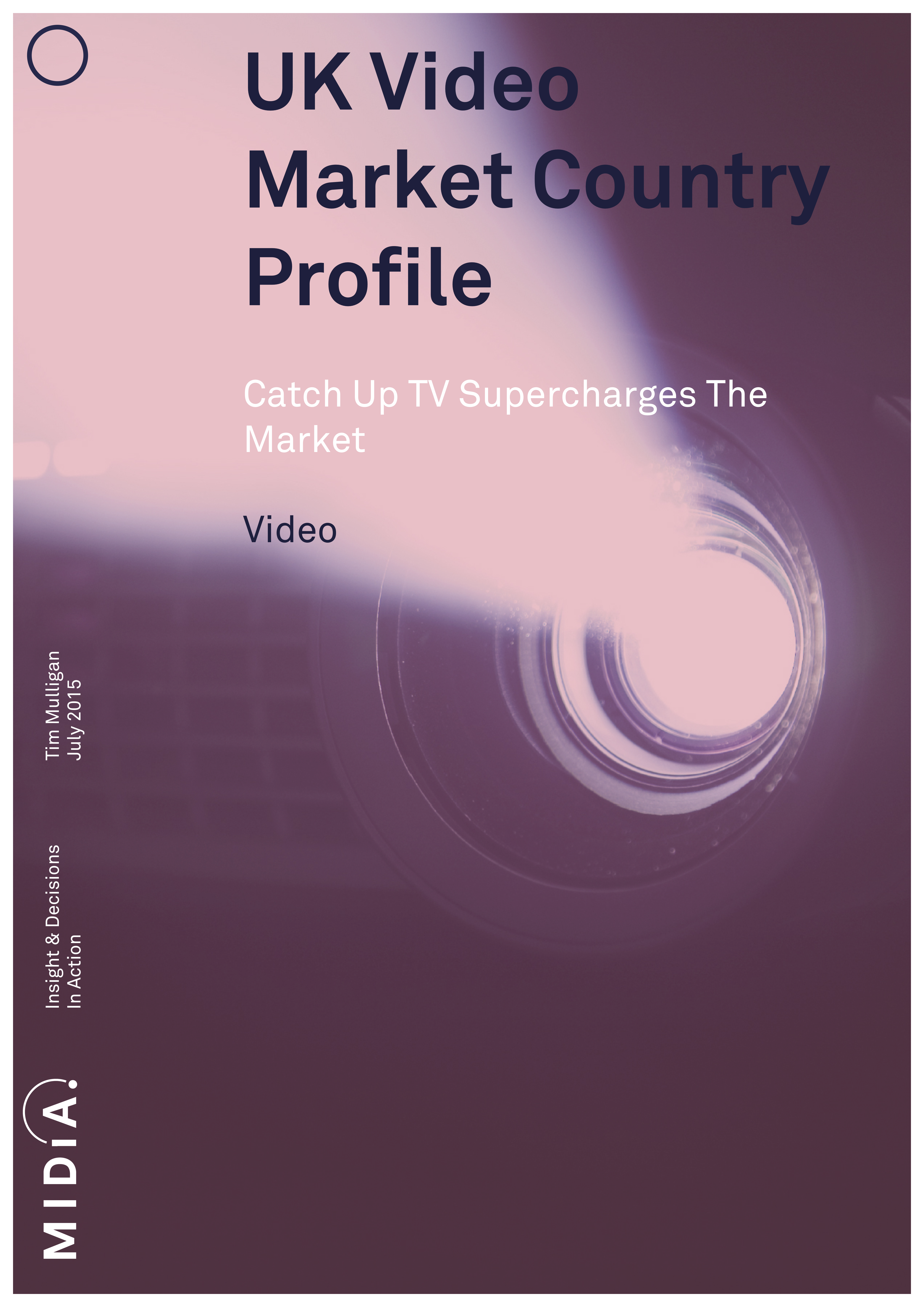 Cover image for Video Market Country Profile: UK