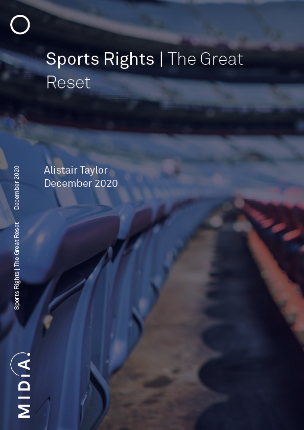 Cover image for Sports Rights