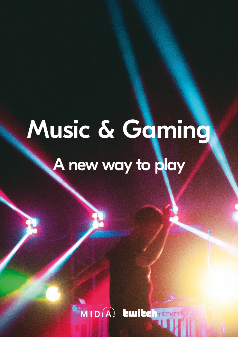 Cover image for Music & Gaming