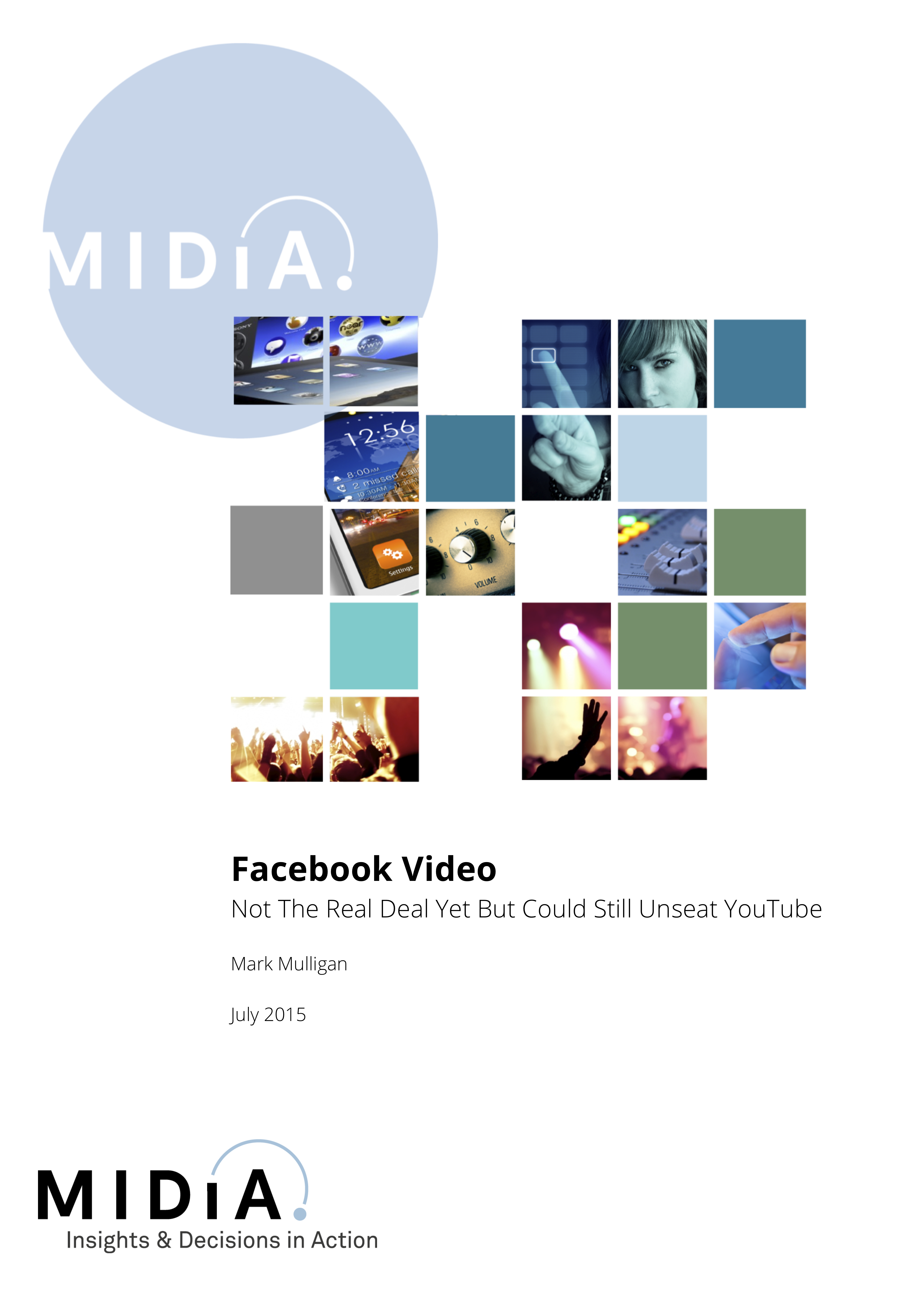 Cover image for Facebook Video